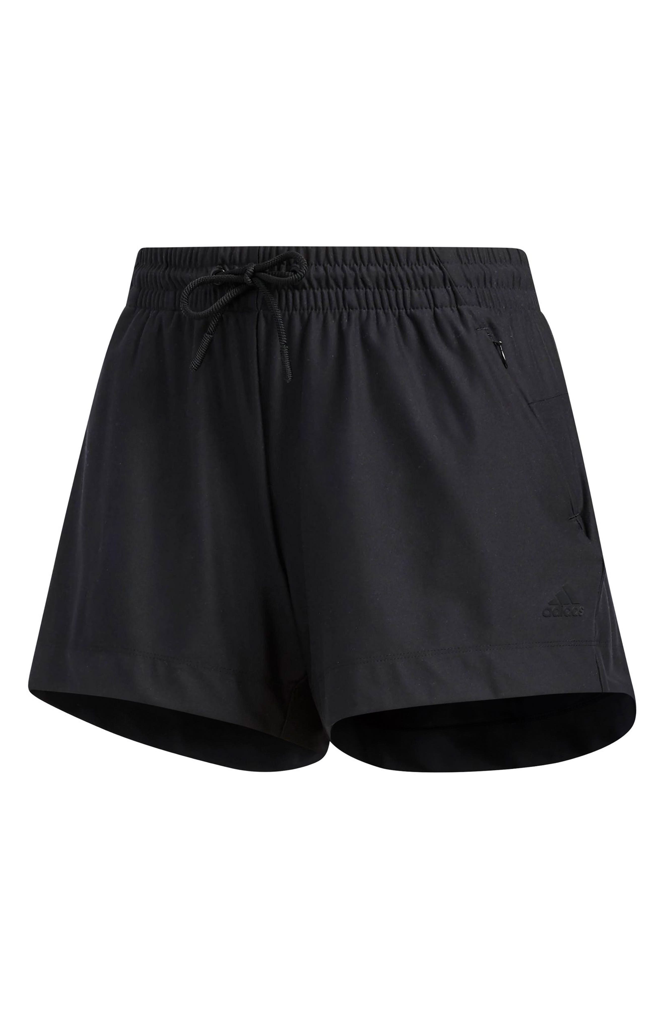 ID Mesh Shorts,                             Alternate thumbnail 6, color,                             001