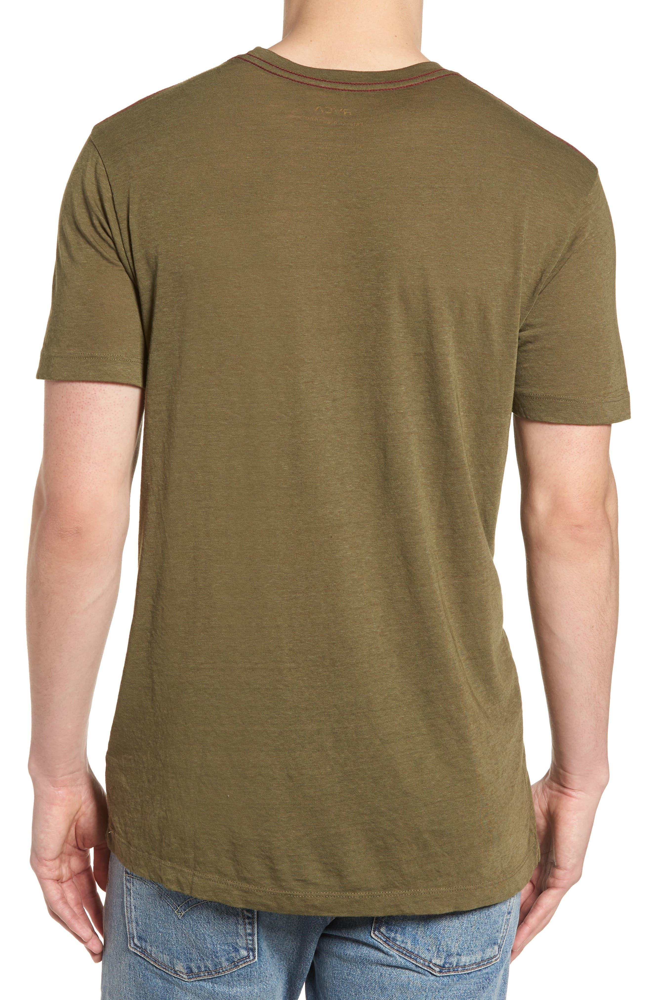 Tri Motors Burnout Graphic T-Shirt,                             Alternate thumbnail 2, color,                             340