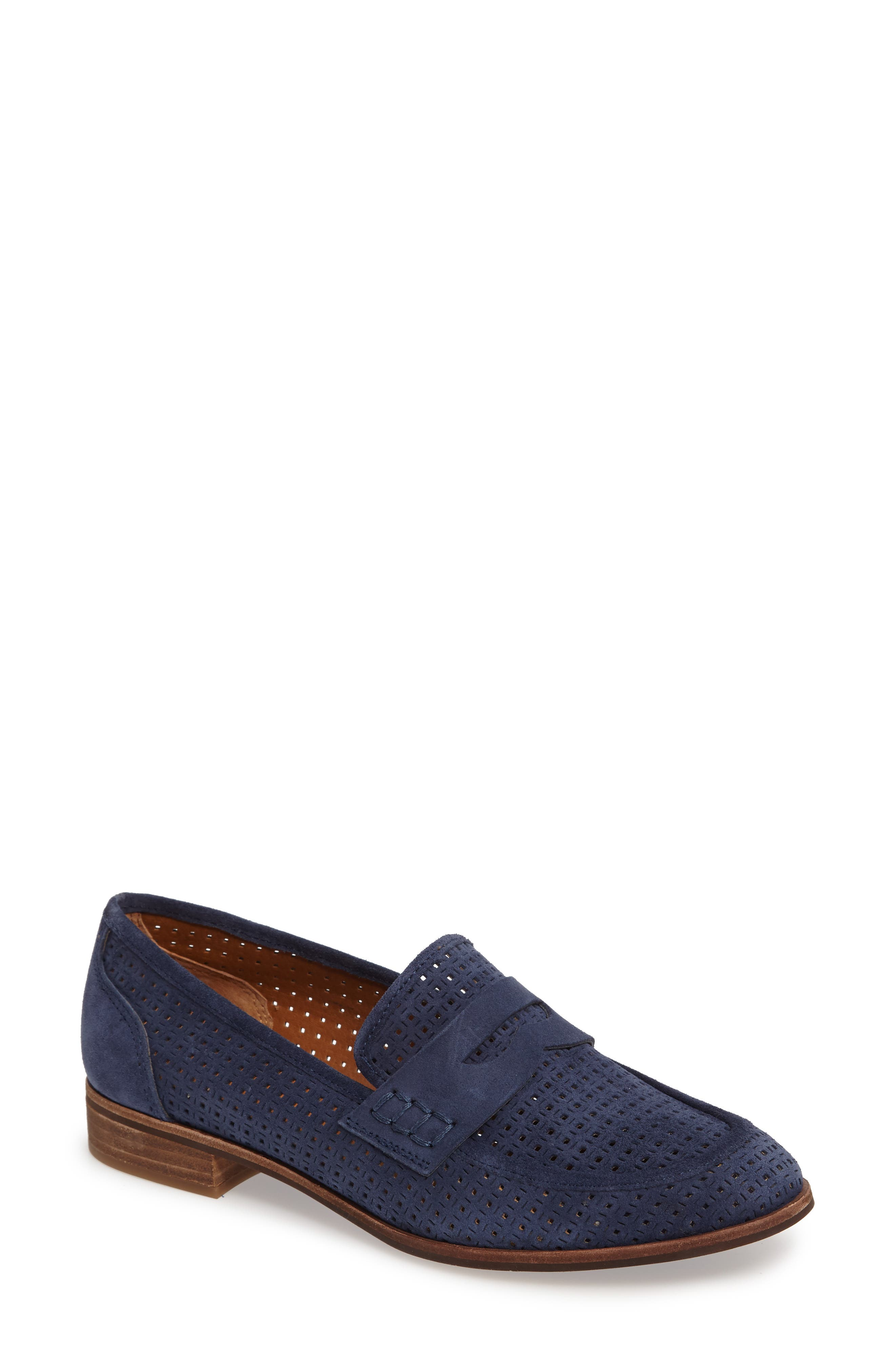 'Jolette' Penny Loafer,                             Main thumbnail 19, color,
