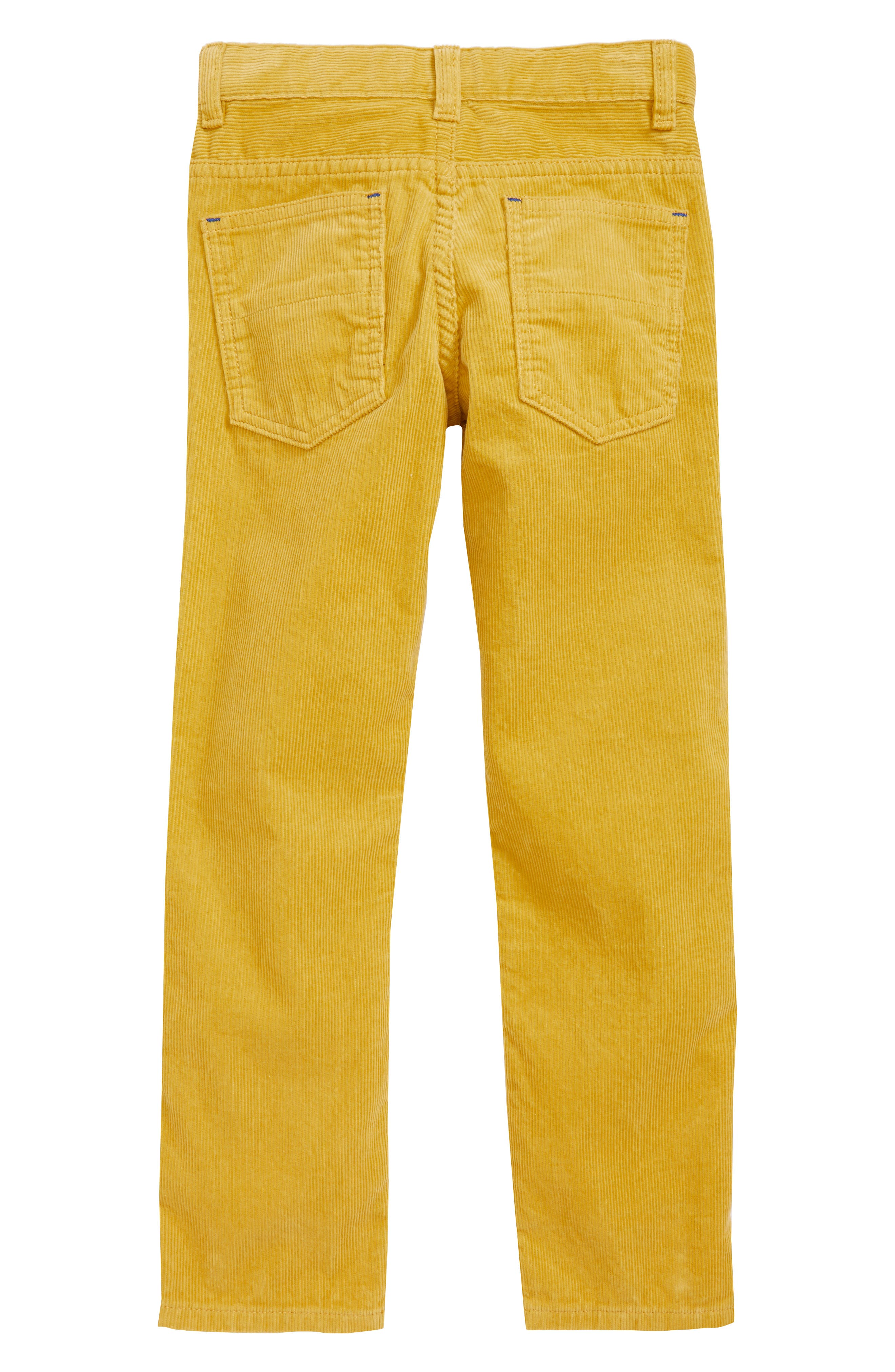 Slim Corduroy Jeans,                             Alternate thumbnail 2, color,                             SOFT LIME YELLOW