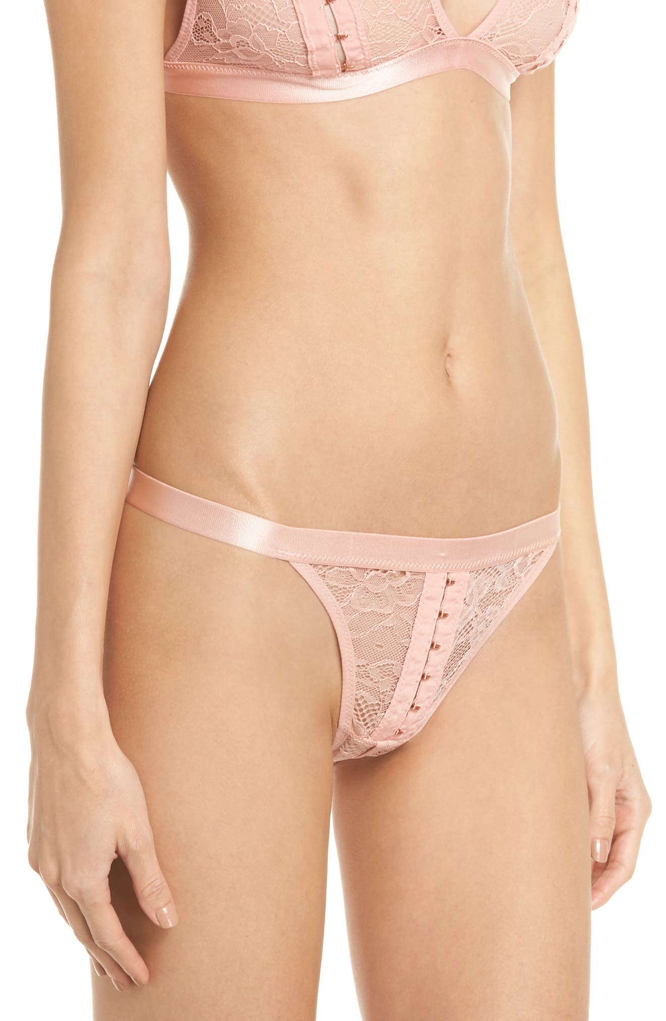 Grace G-String,                             Alternate thumbnail 3, color,