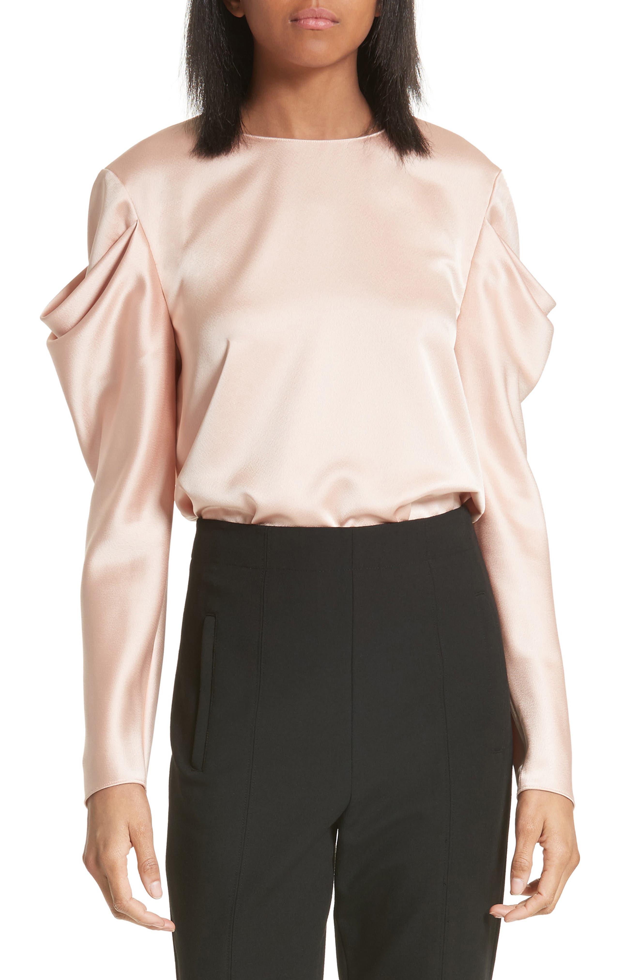 Celestia Drape Sleeve Top,                         Main,                         color, 683