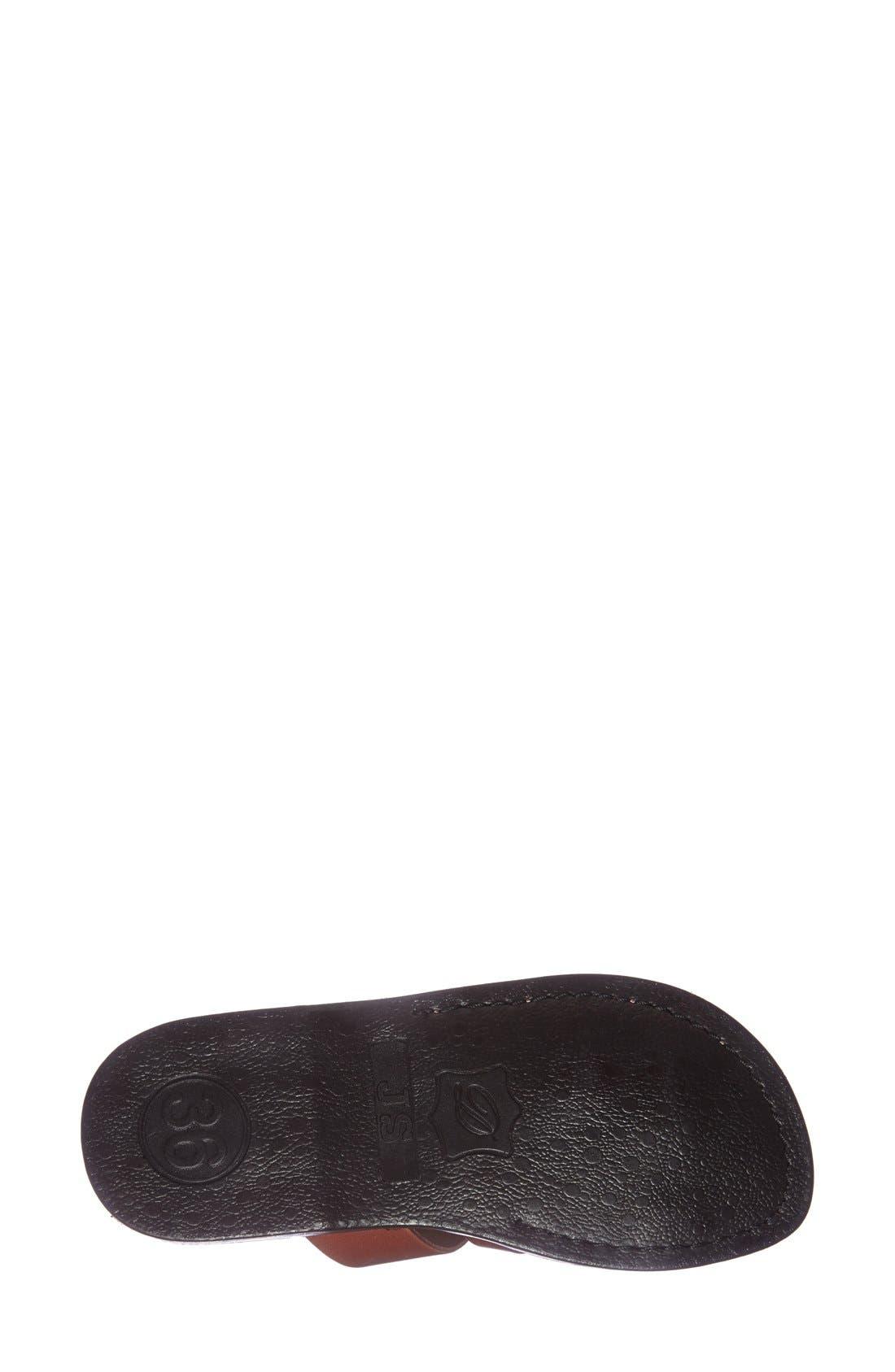 'The Good Shepard' Leather Sandal,                             Alternate thumbnail 29, color,