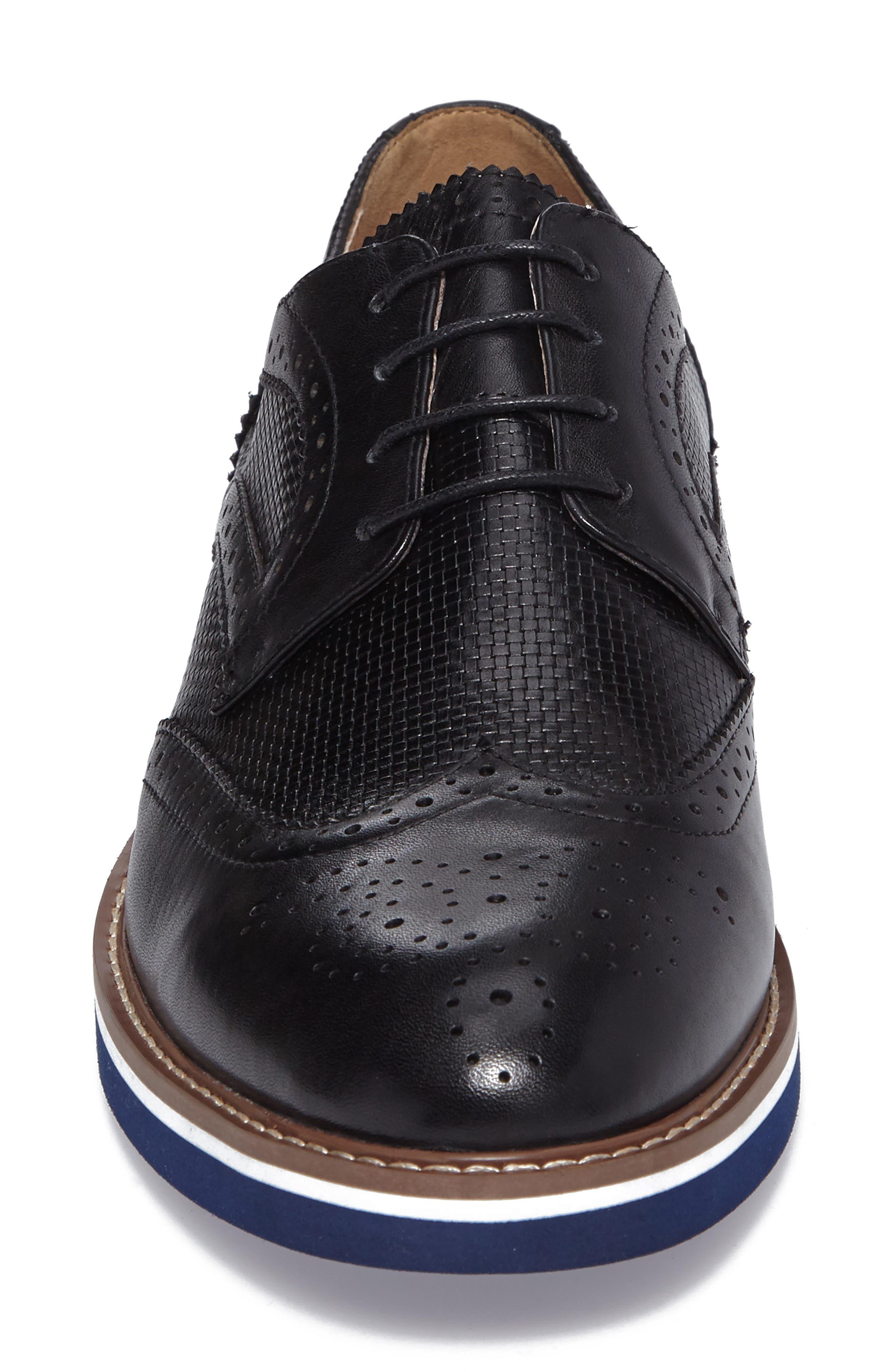 Northfields Spectator Shoe,                             Alternate thumbnail 4, color,                             001