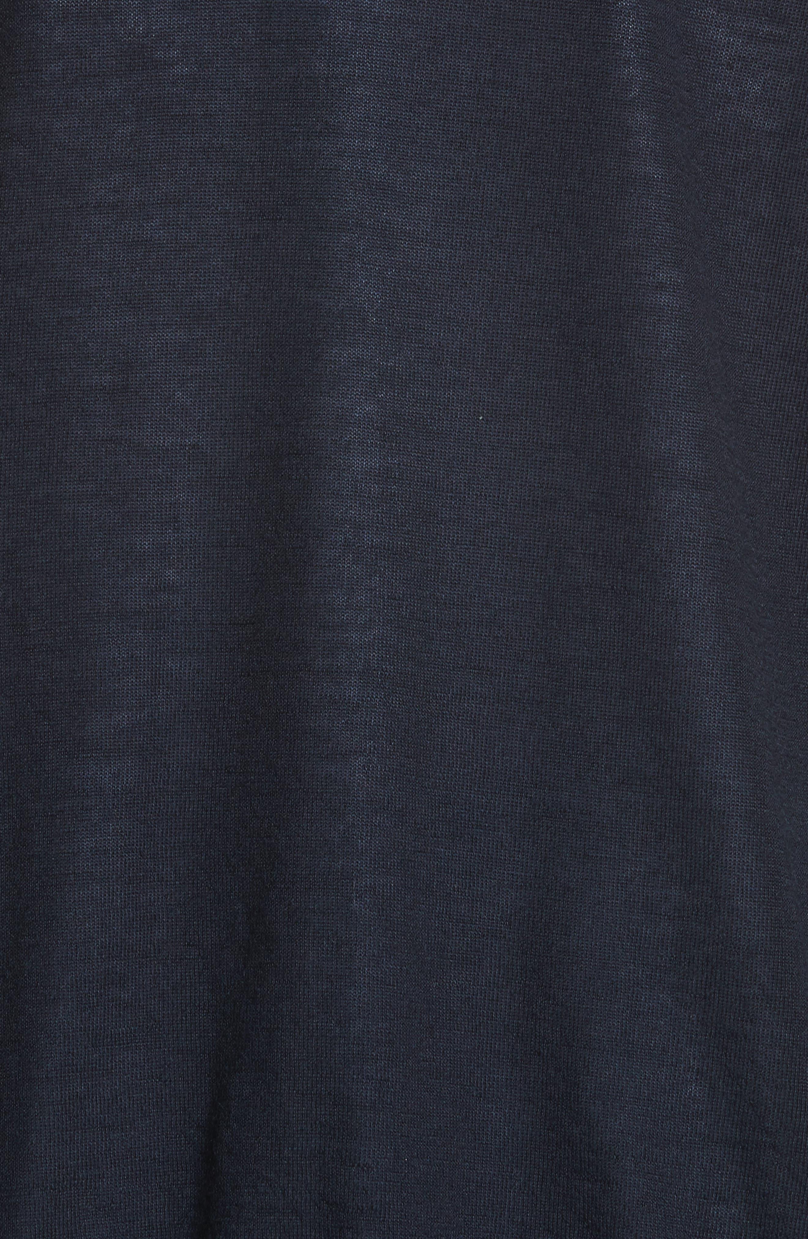 Vela Cashmere Sweater,                             Alternate thumbnail 5, color,                             411