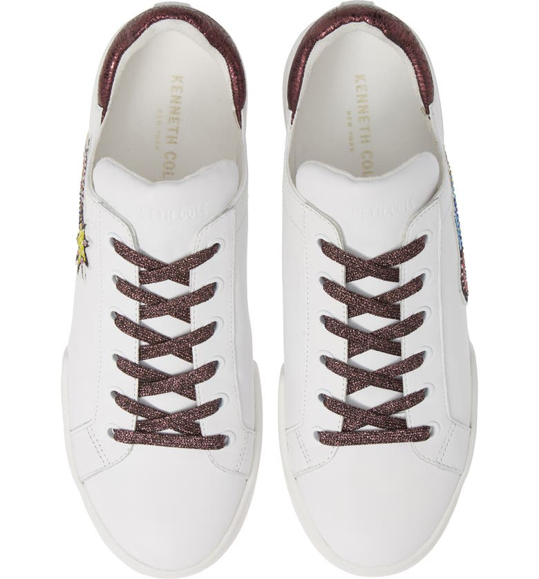 680731799176ab Kenneth Cole New York Tyler Space Sneaker (Women)