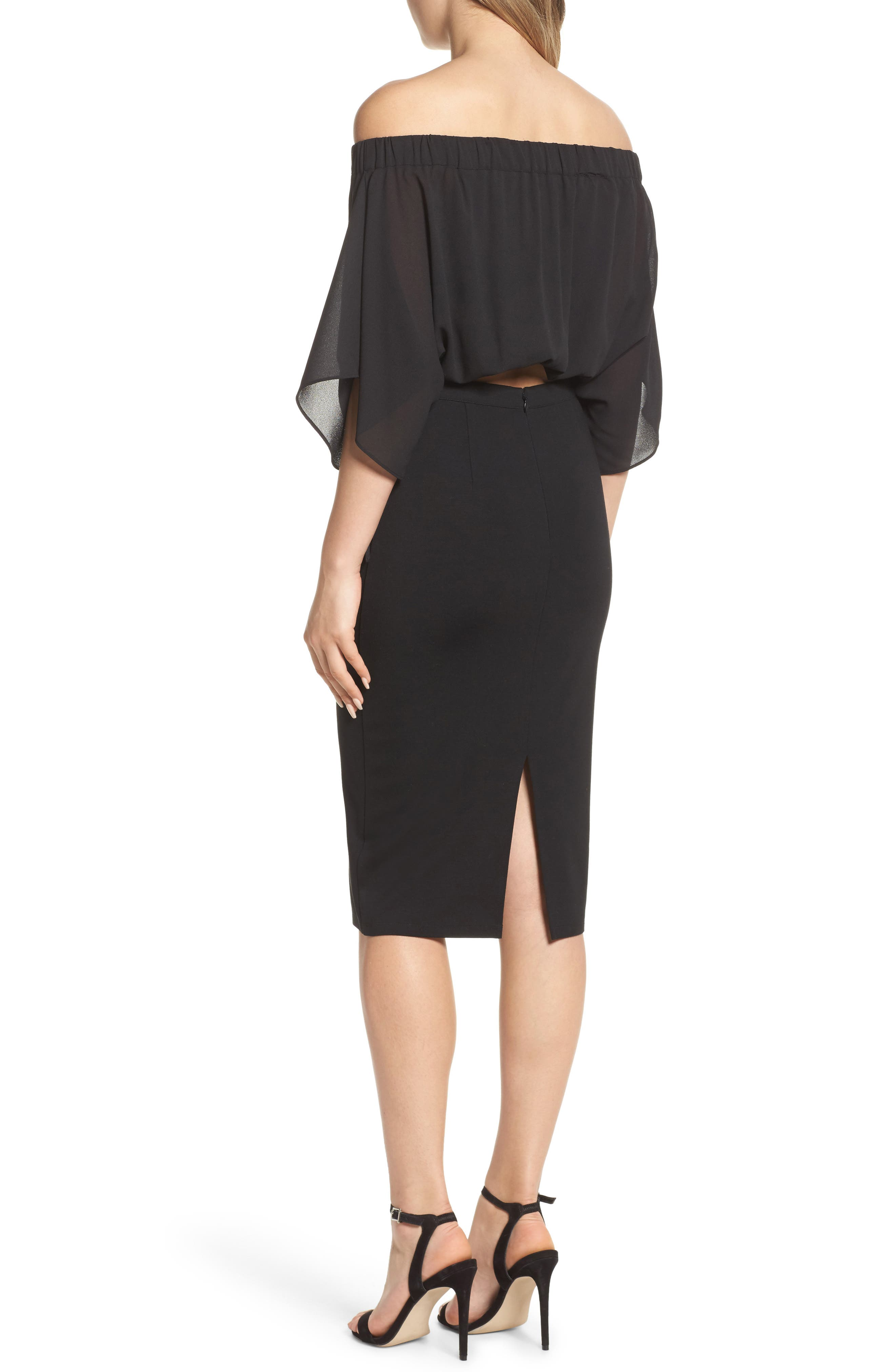 Sweet Smell of Success Two-Piece Dress,                             Alternate thumbnail 3, color,