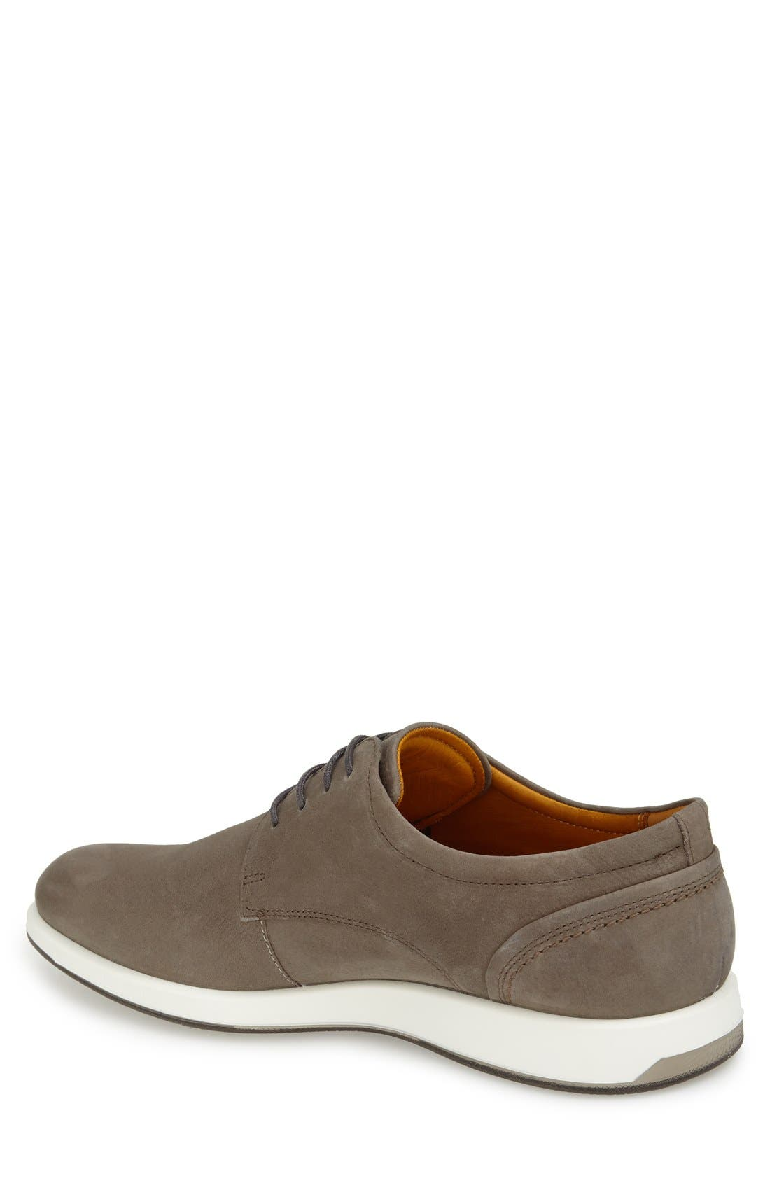 'Jared' Leather Oxford,                             Alternate thumbnail 2, color,                             062