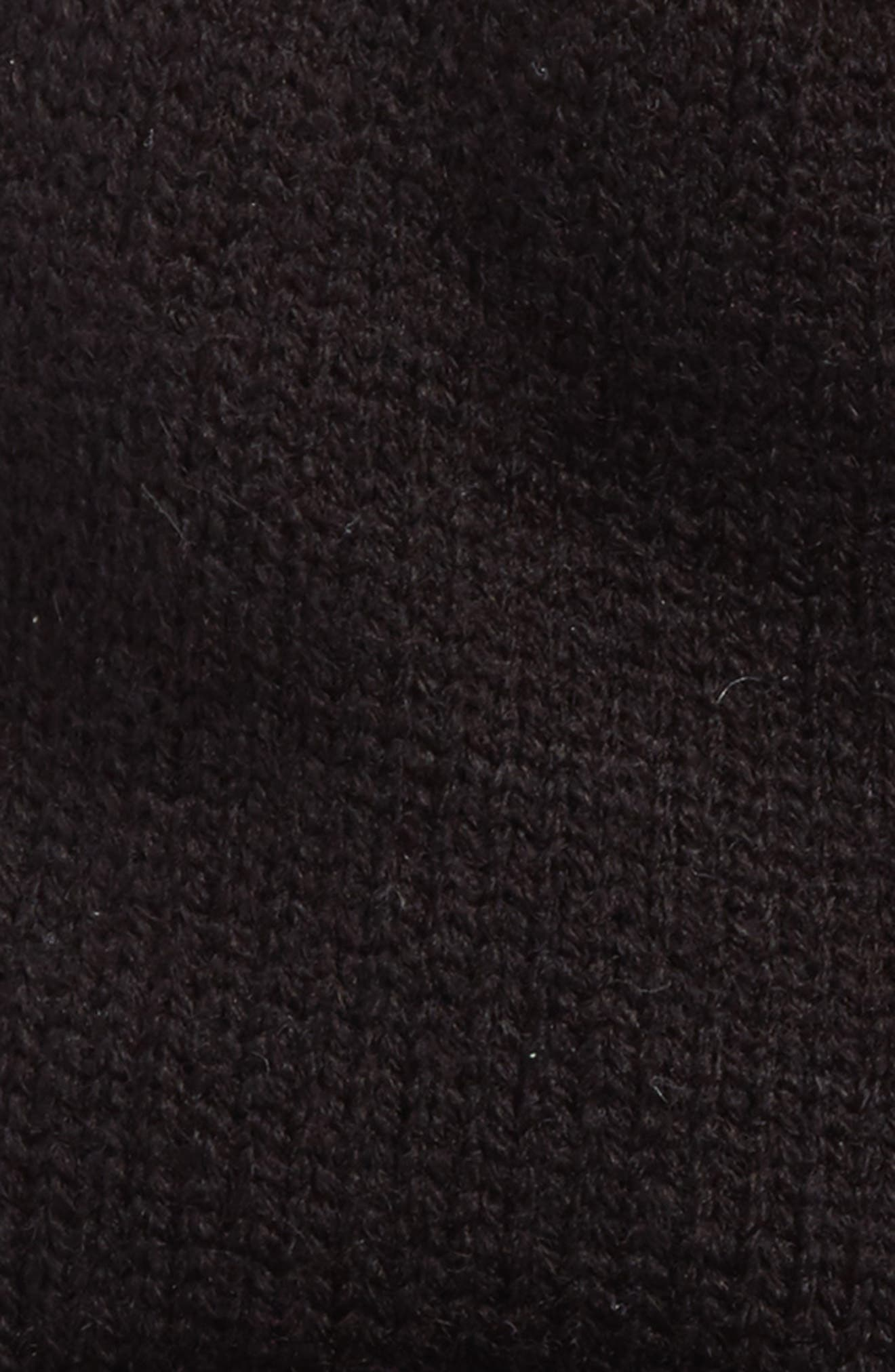 half bow beanie,                             Alternate thumbnail 2, color,                             001