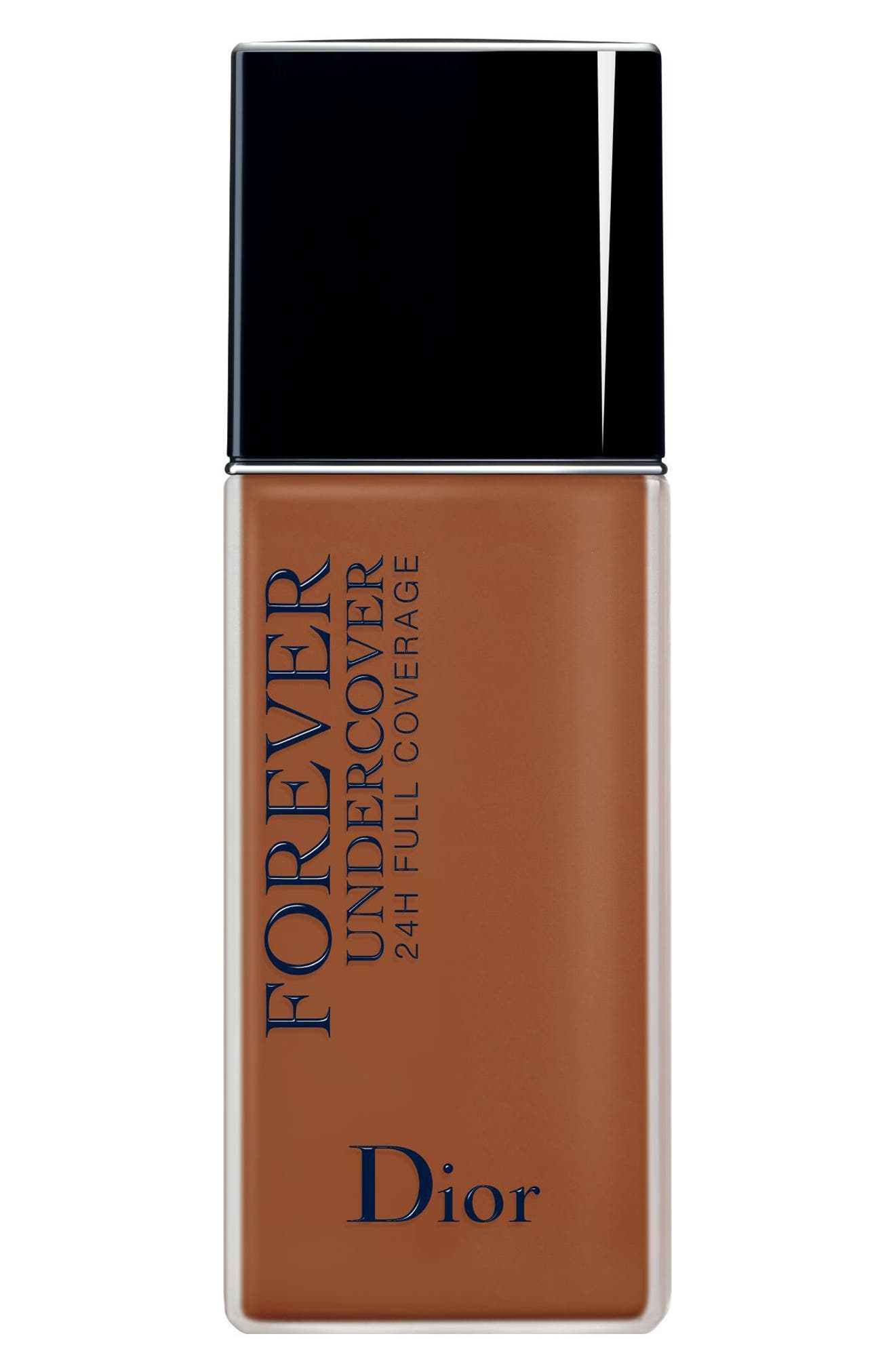 Dior Diorskin Forever Undercover 24-Hour Full Coverage Water-Based Foundation - 060 Light Mocha