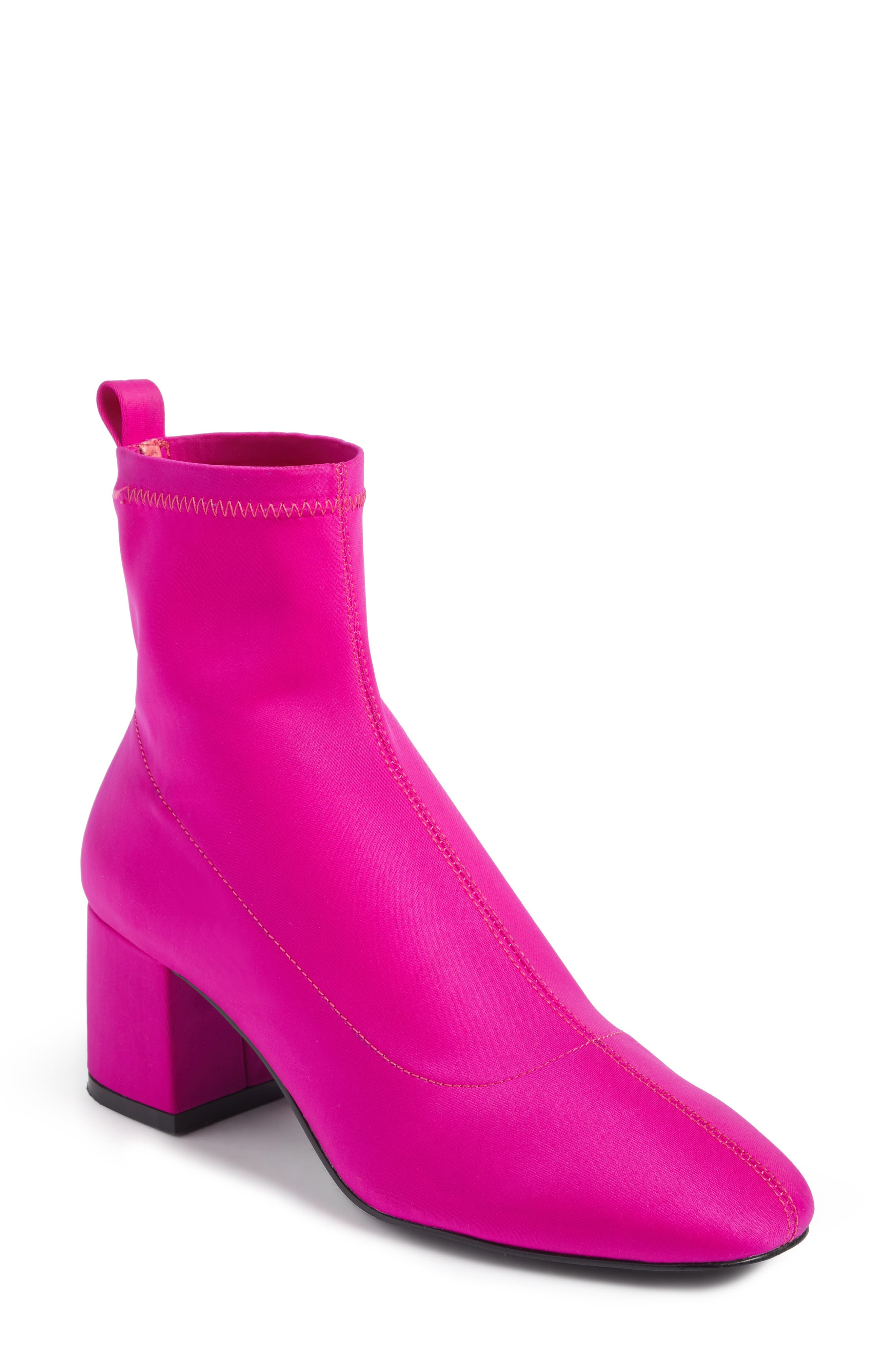 Buttercup Bootie,                             Main thumbnail 1, color,                             PINK