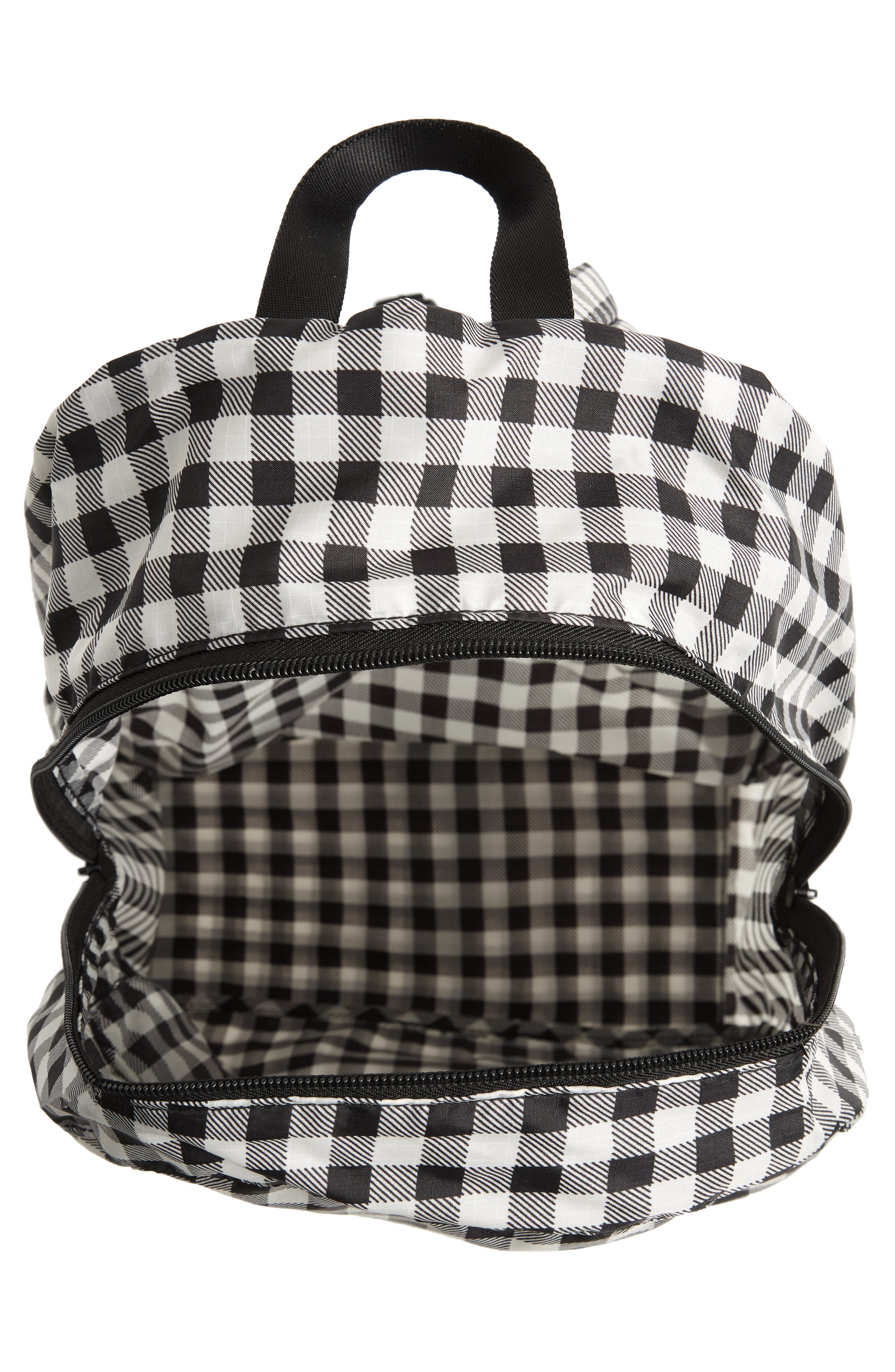 Ripstop Nylon Backpack,                             Alternate thumbnail 4, color,                             006