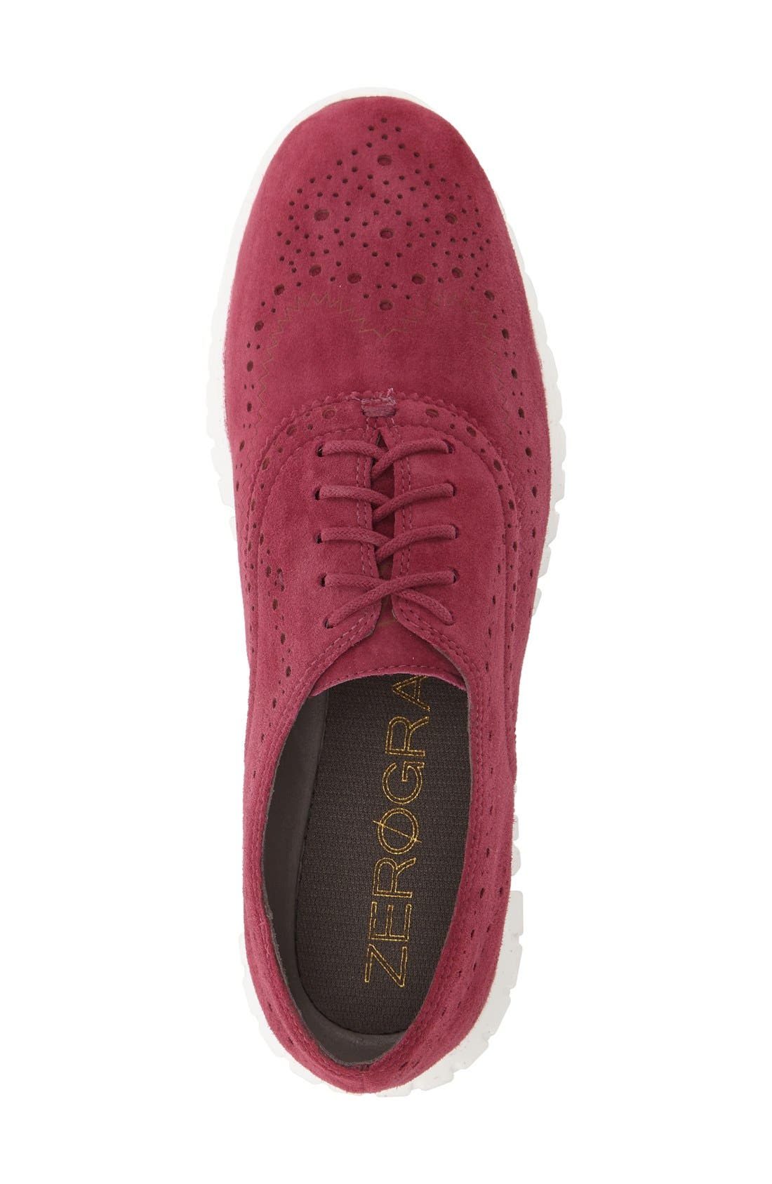 'ZeroGrand' Perforated Wingtip,                             Alternate thumbnail 86, color,