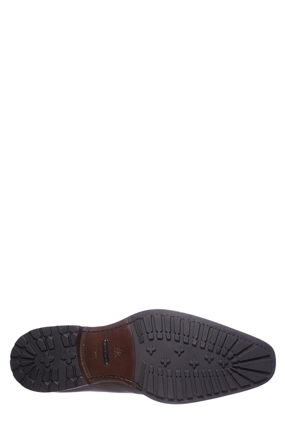 'Luzern' Genuine Shearling Boot,                             Alternate thumbnail 3, color,