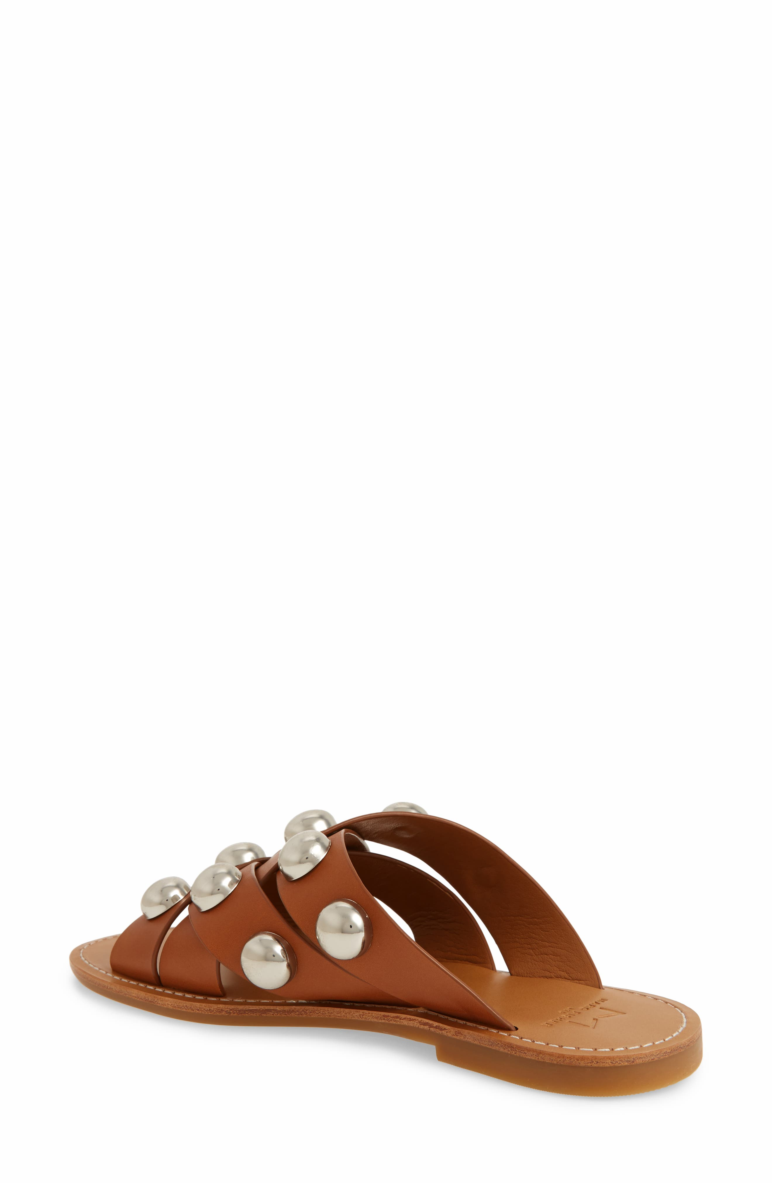 Raidan Studded Sandal,                             Alternate thumbnail 8, color,