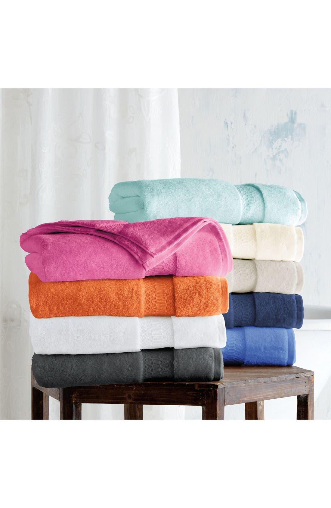 'Kalan' Supima<sup>®</sup> Cotton Bath Towel,                             Alternate thumbnail 3, color,                             020