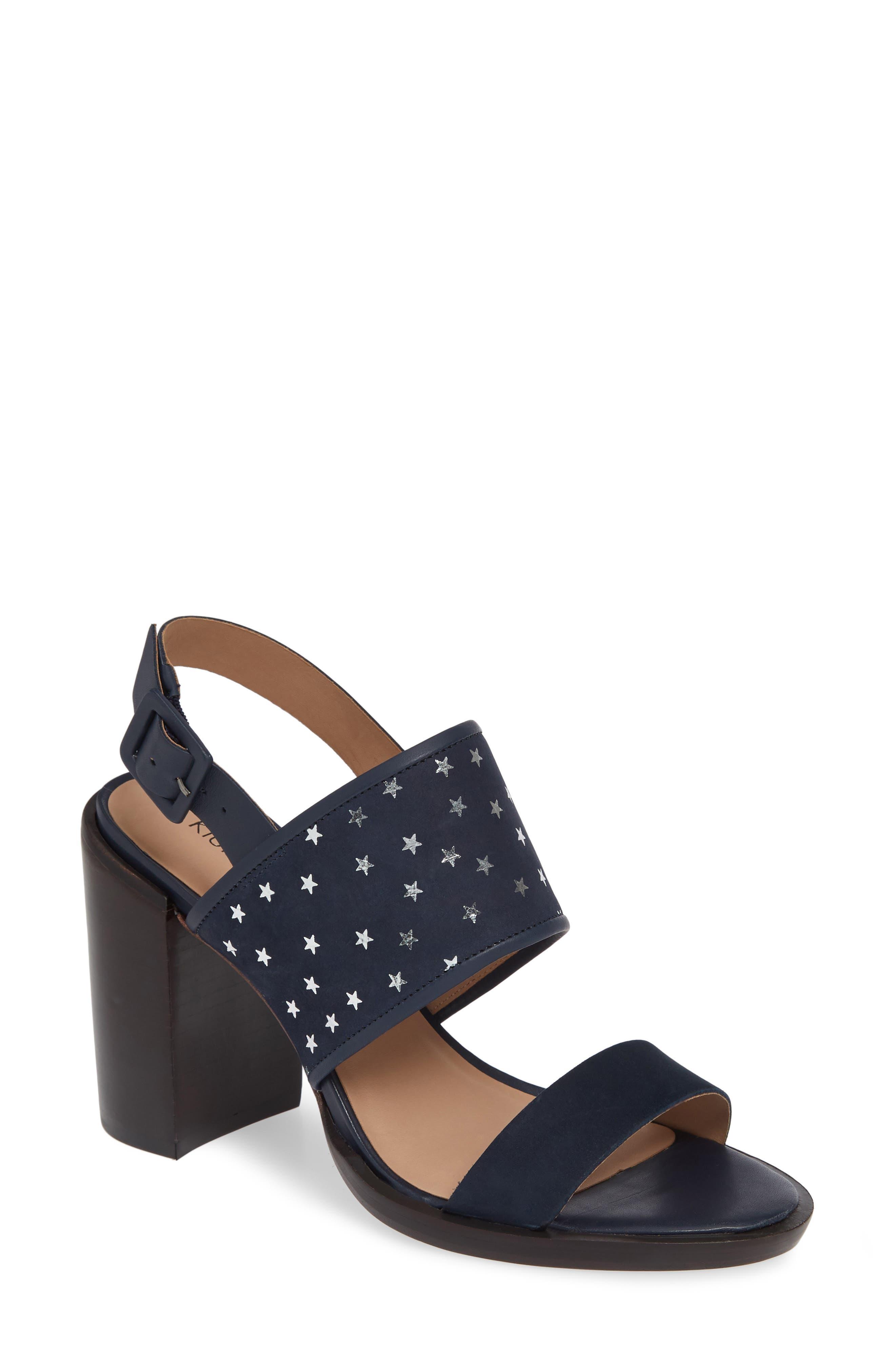 Tilda Sandal,                         Main,                         color, STAR SUEDE