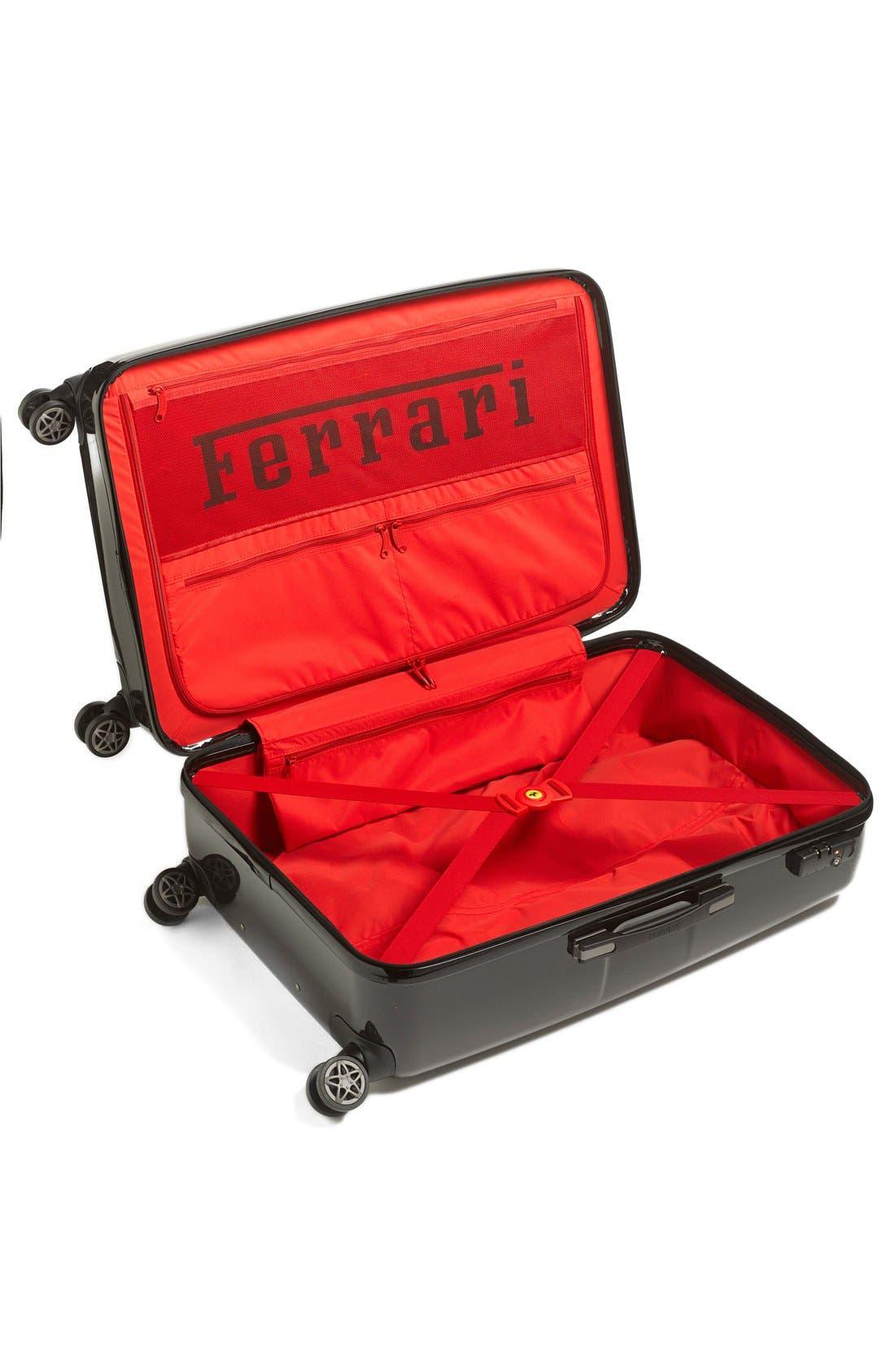 'Hi-Tech - Large' Wheeled Suitcase,                             Alternate thumbnail 3, color,                             001