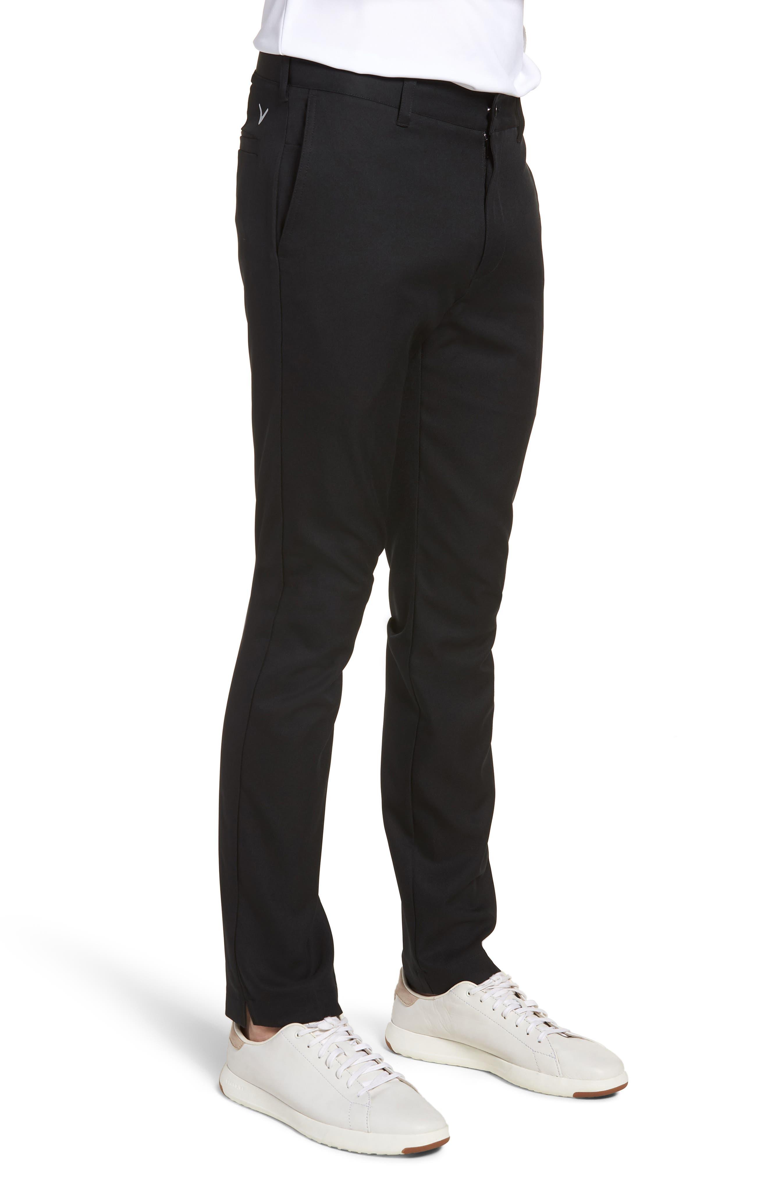Tech Slim Fit Pants,                             Alternate thumbnail 7, color,