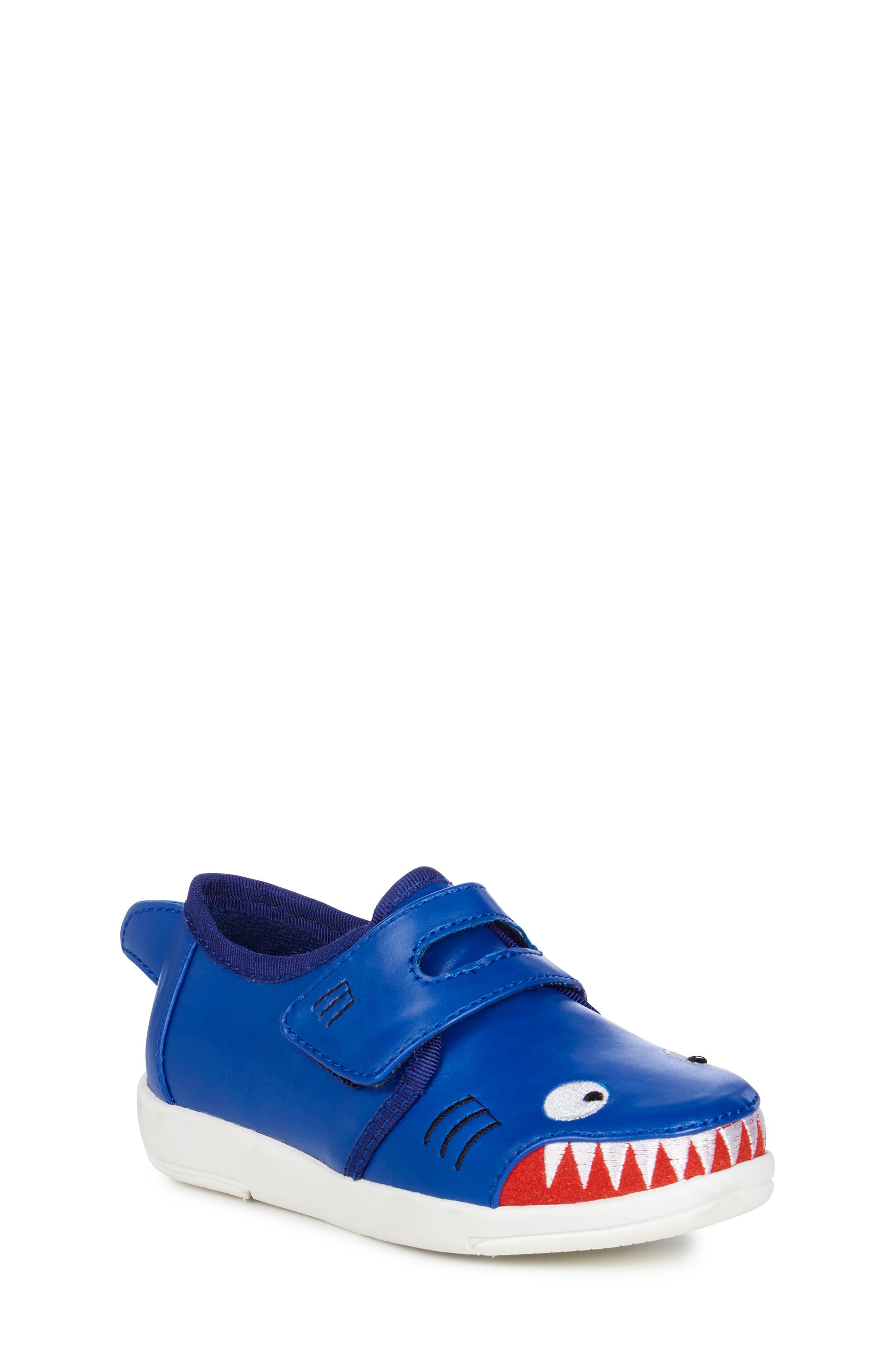 Sneaker,                         Main,                         color, INDIGO SHARK