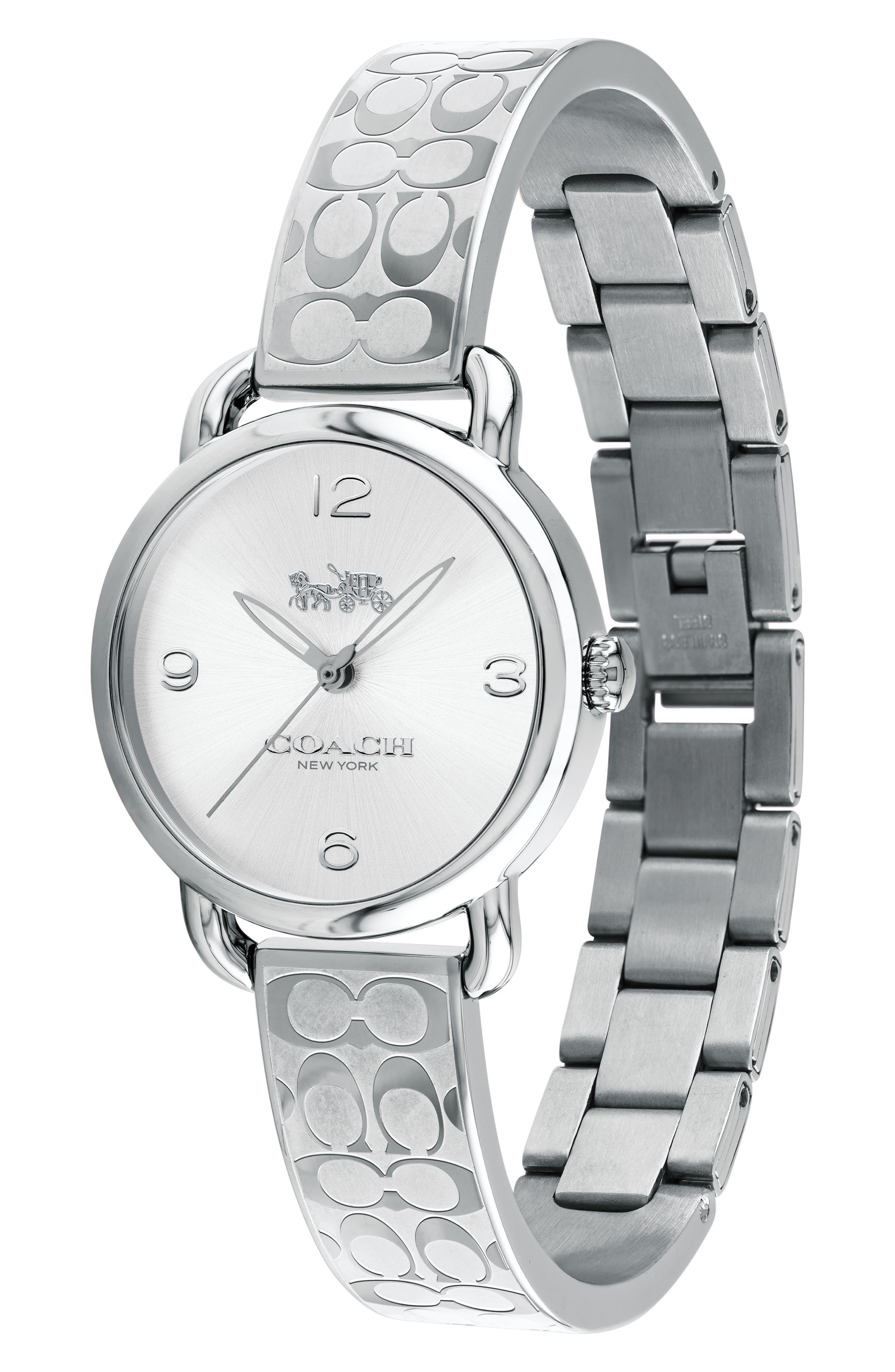 Delancey Bracelet Watch, 28mm,                             Alternate thumbnail 3, color,                             040