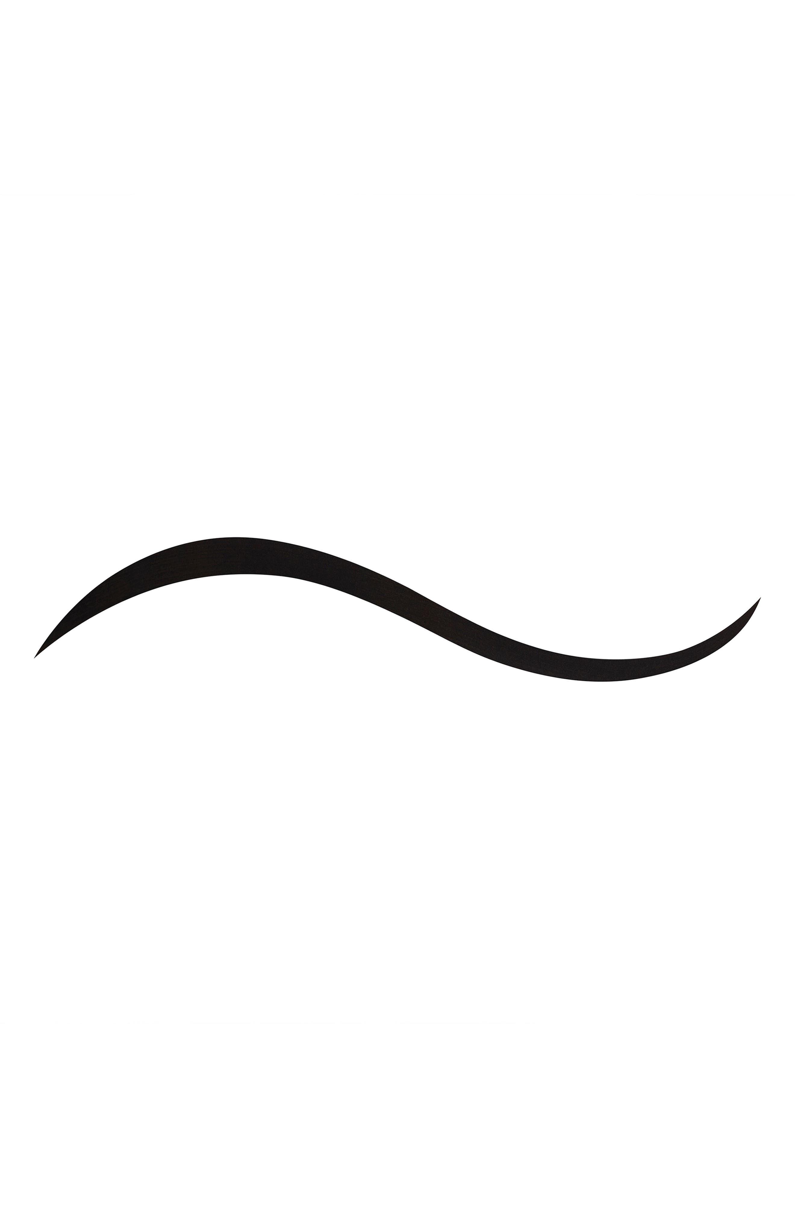Benefit Roller Liner Matte Liquid Eyeliner,                             Alternate thumbnail 4, color,                             BLACK