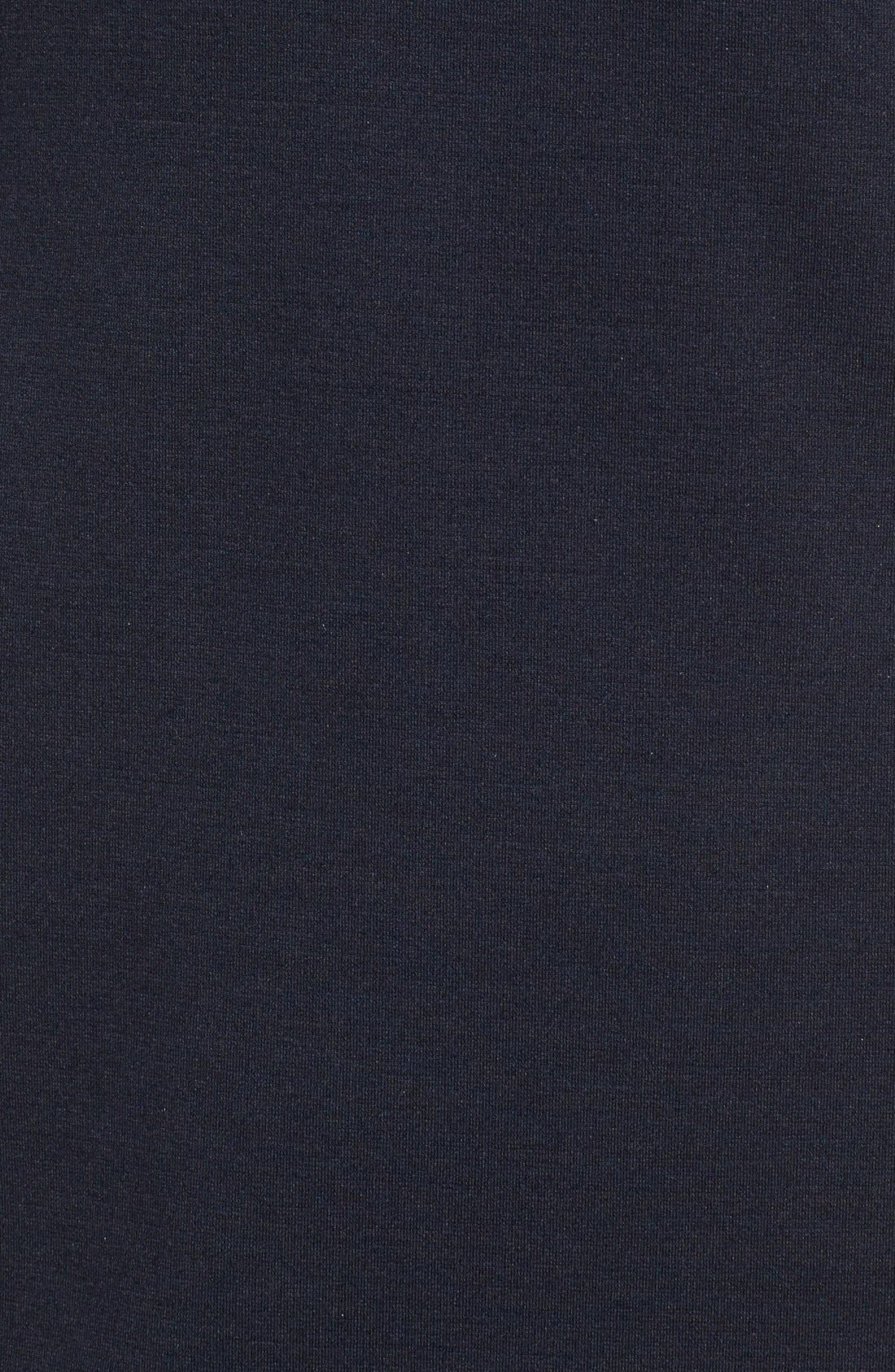 'Judianne' Short Sleeve Sheath Dress,                             Alternate thumbnail 4, color,