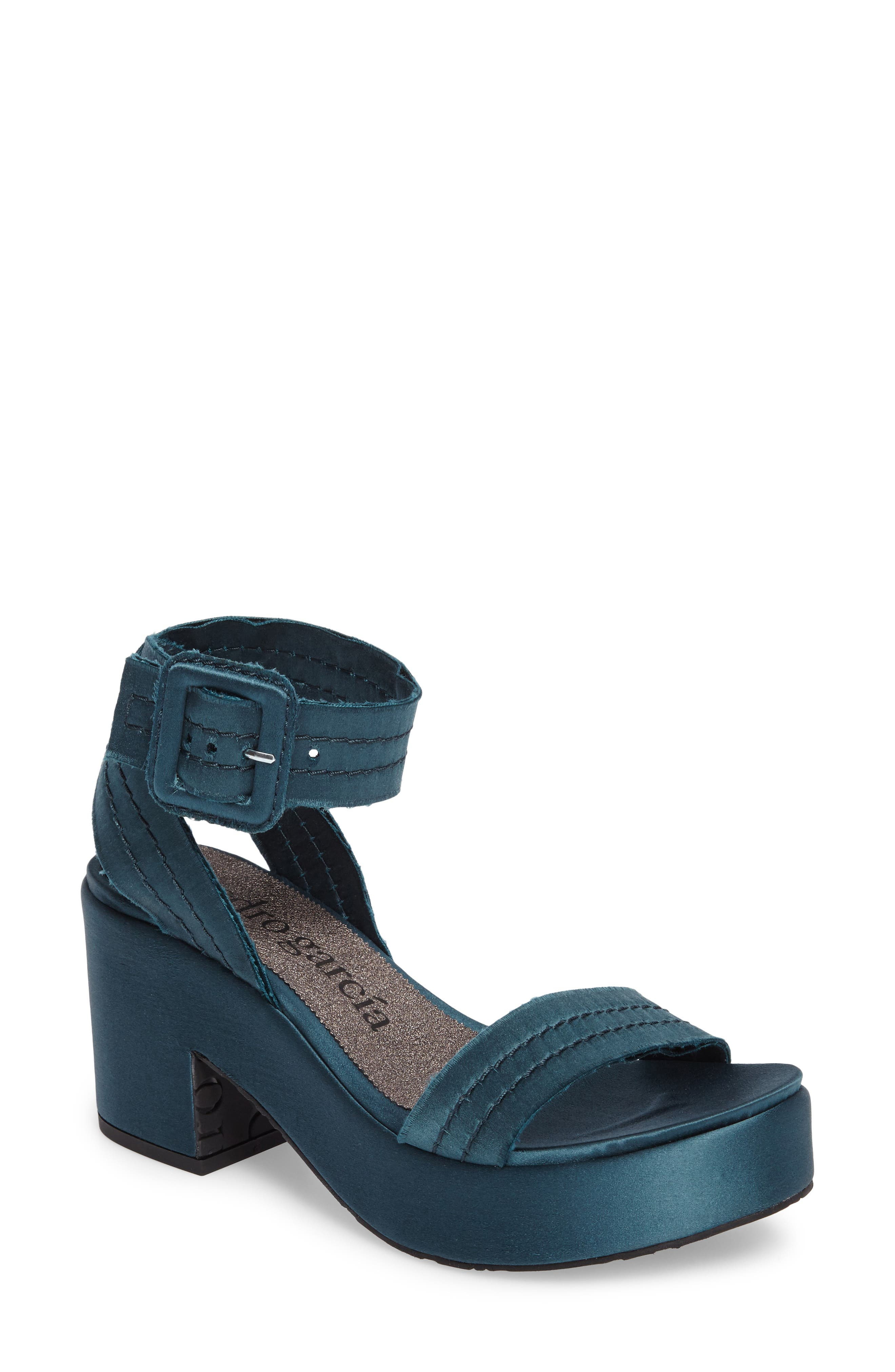 Davida Platform Sandal,                         Main,                         color, 400