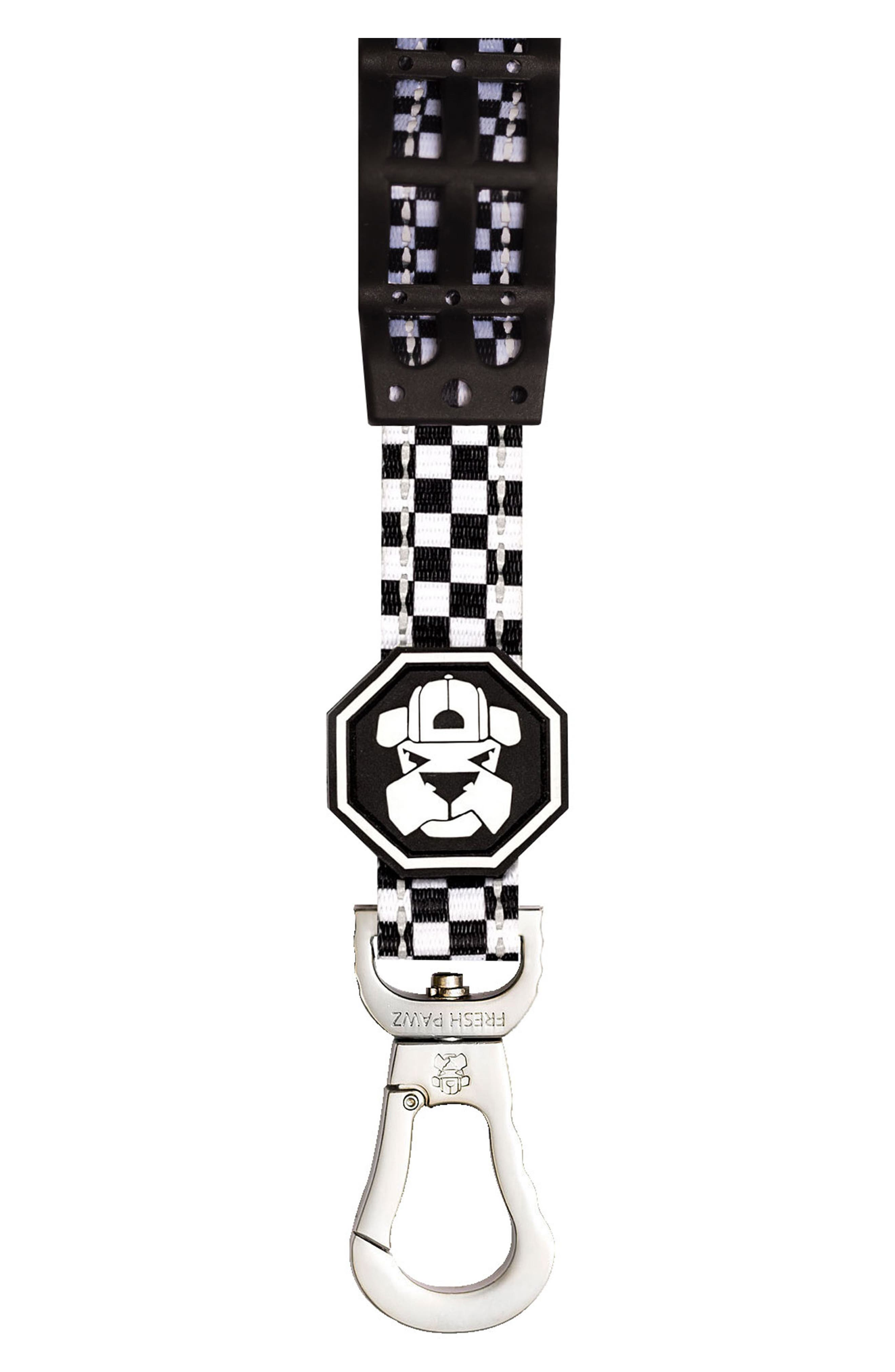 Bungee Leash,                         Main,                         color, THE CHECKERBOARD