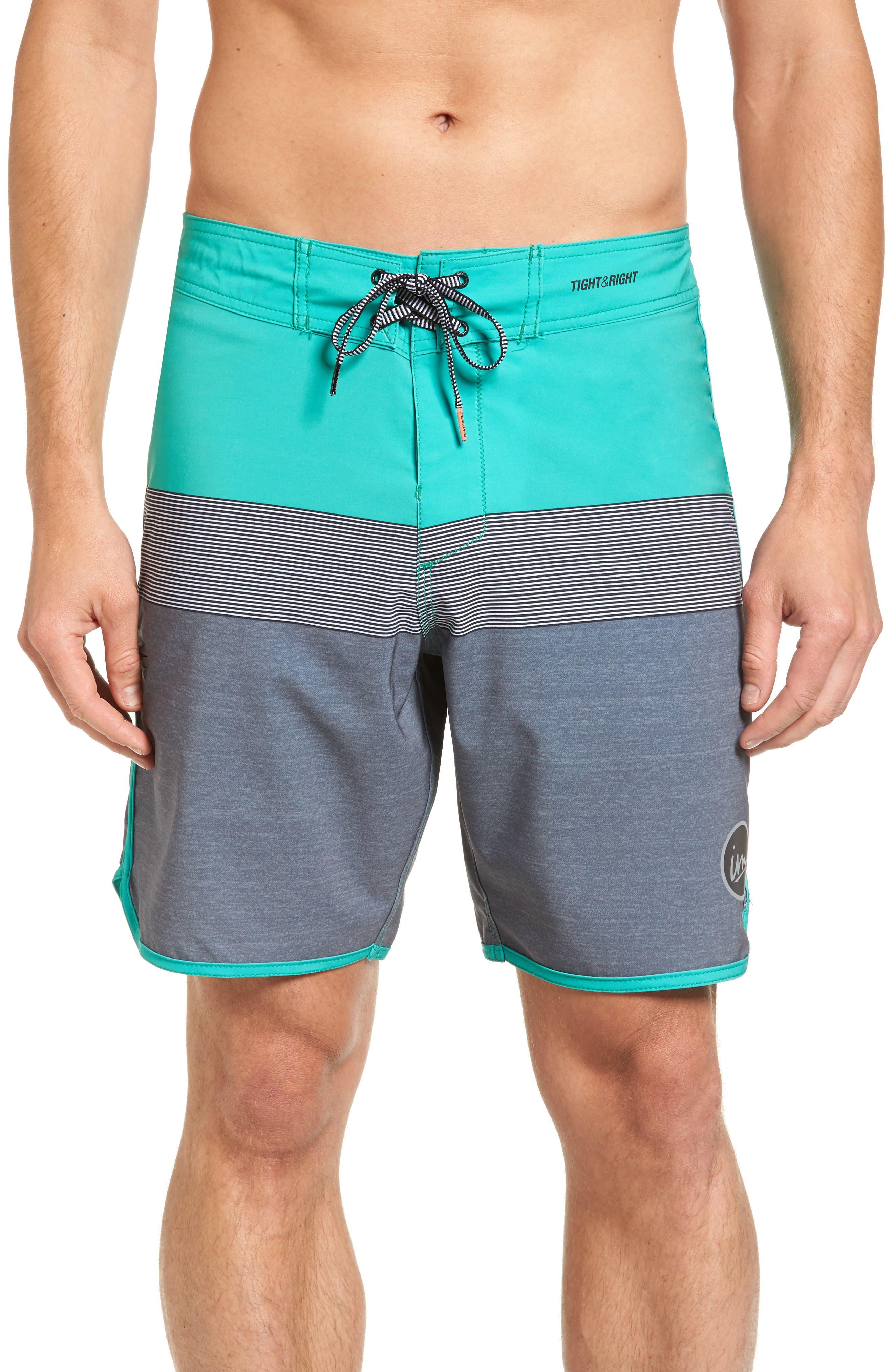 Hayworth Board Shorts,                             Main thumbnail 1, color,                             300