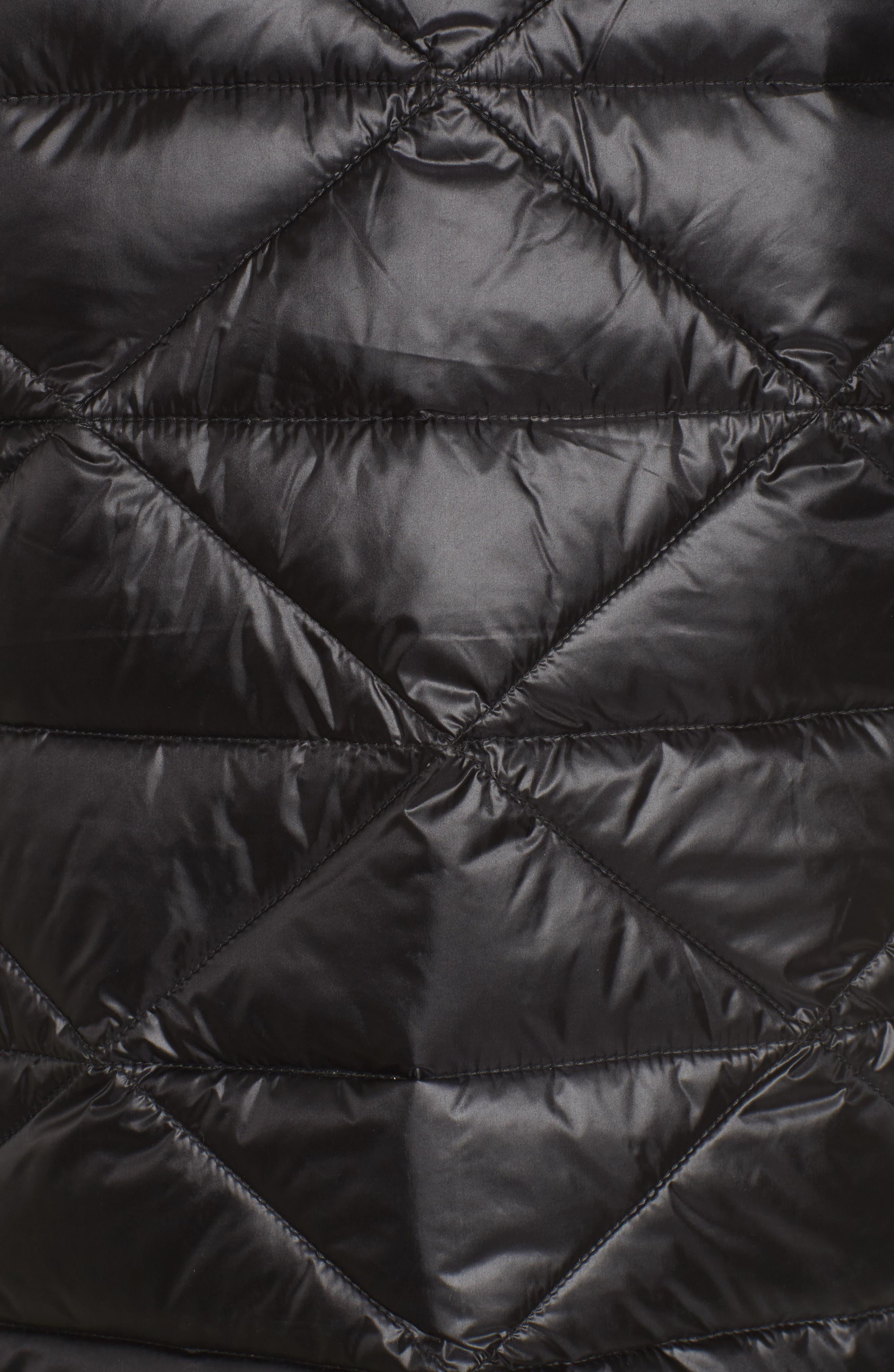 Reversible Hooded Down & PrimaLoft<sup>®</sup> Vest,                             Alternate thumbnail 16, color,