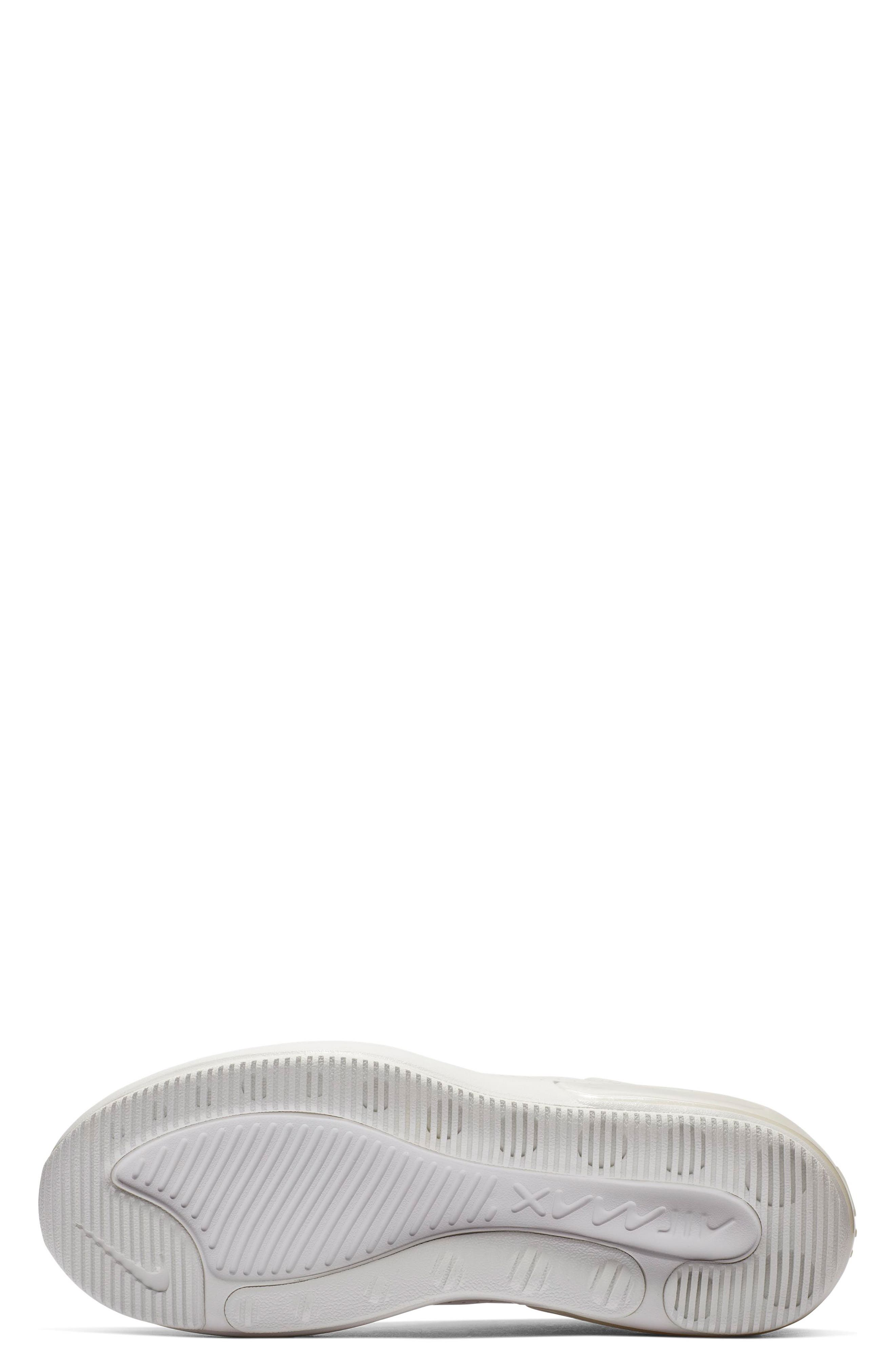 Air Max DIA SE Running Shoe,                             Alternate thumbnail 4, color,                             WHITE/ ALUMINUM/ WHITE