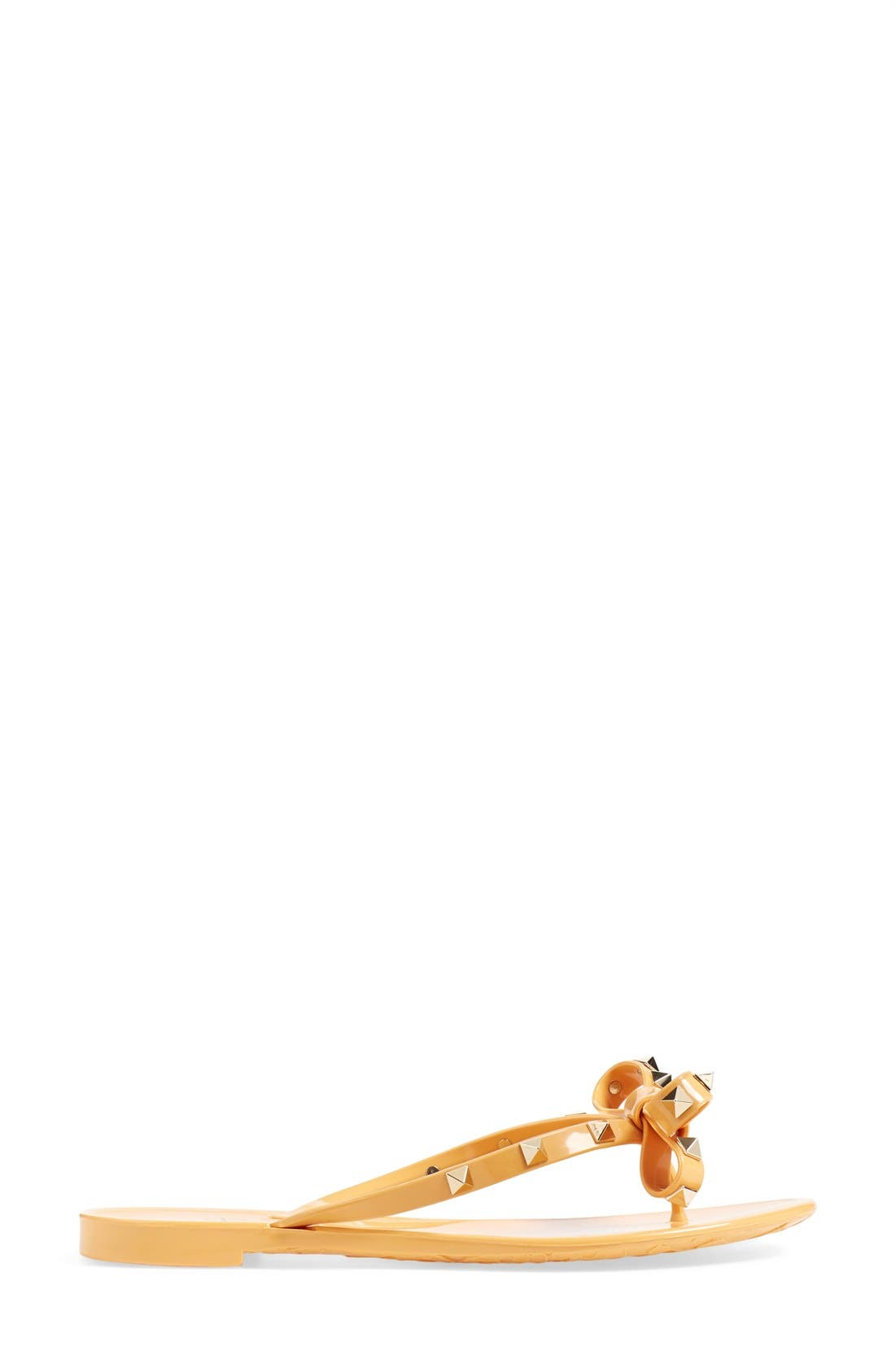 'Rockstud' Flip Flop,                             Alternate thumbnail 114, color,