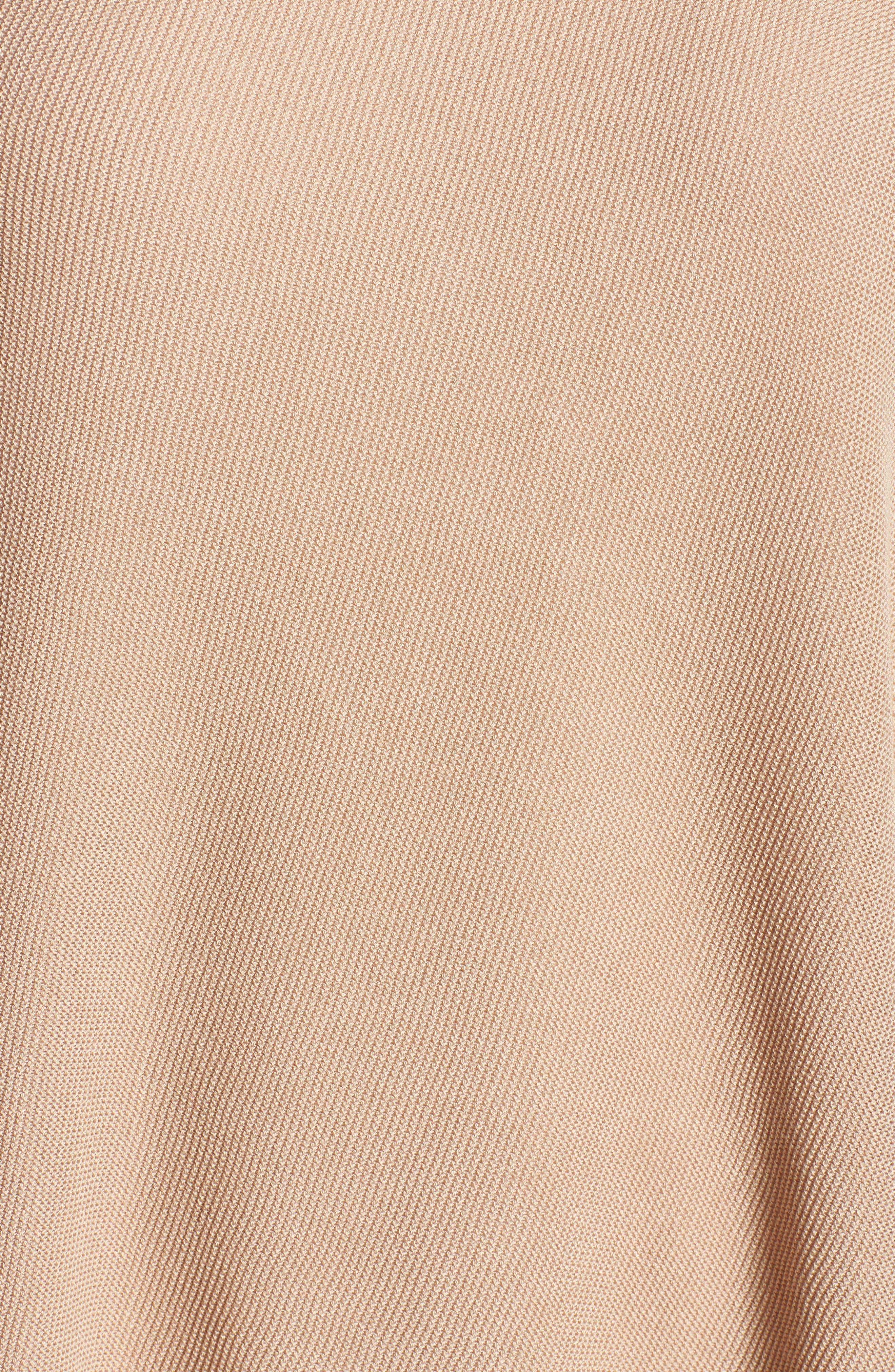 Asymmetrical Poncho,                             Alternate thumbnail 5, color,                             291