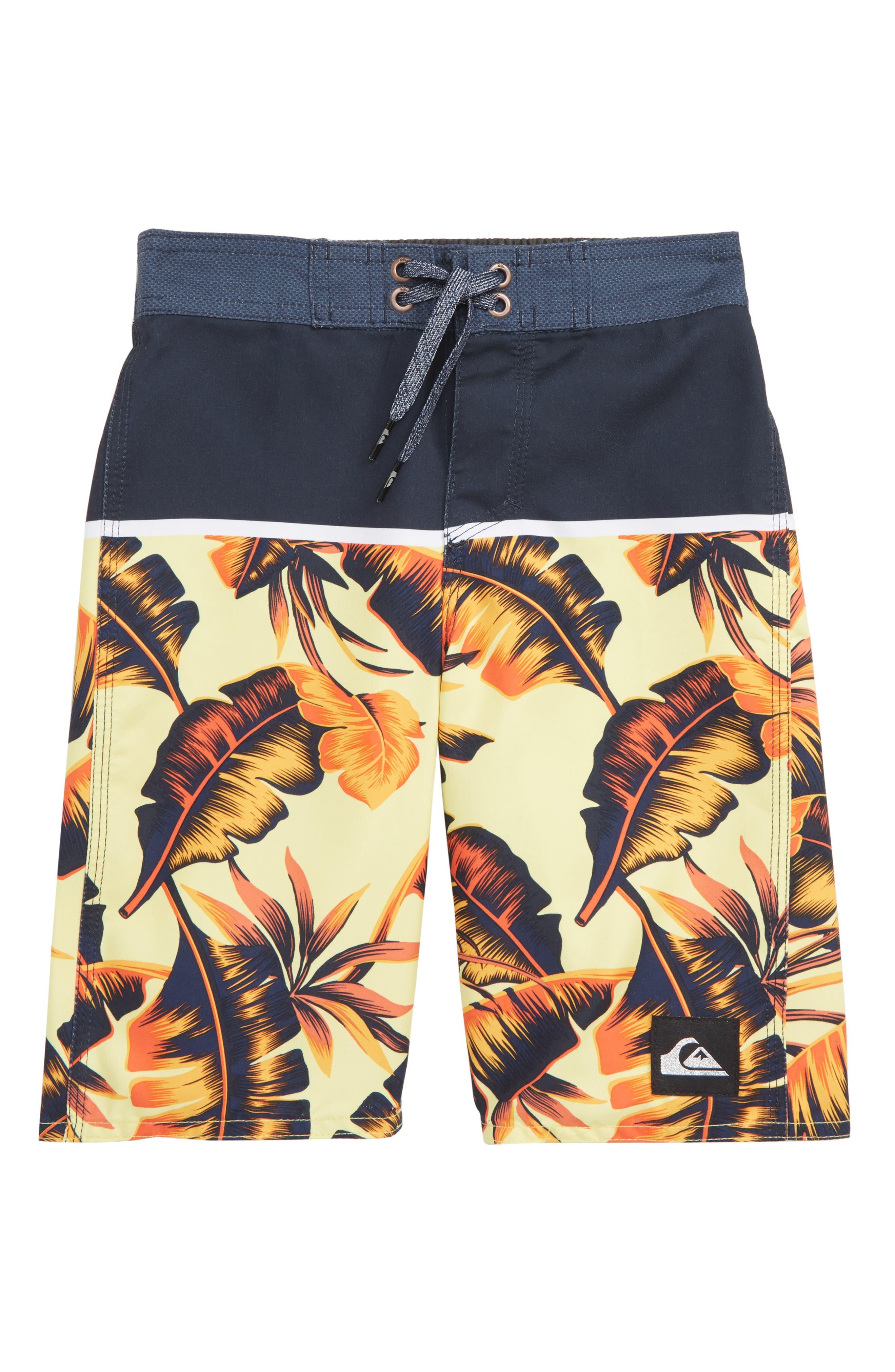 QUIKSILVER,                             Everyday Noosa Board Shorts,                             Main thumbnail 1, color,                             NAVY BLAZER