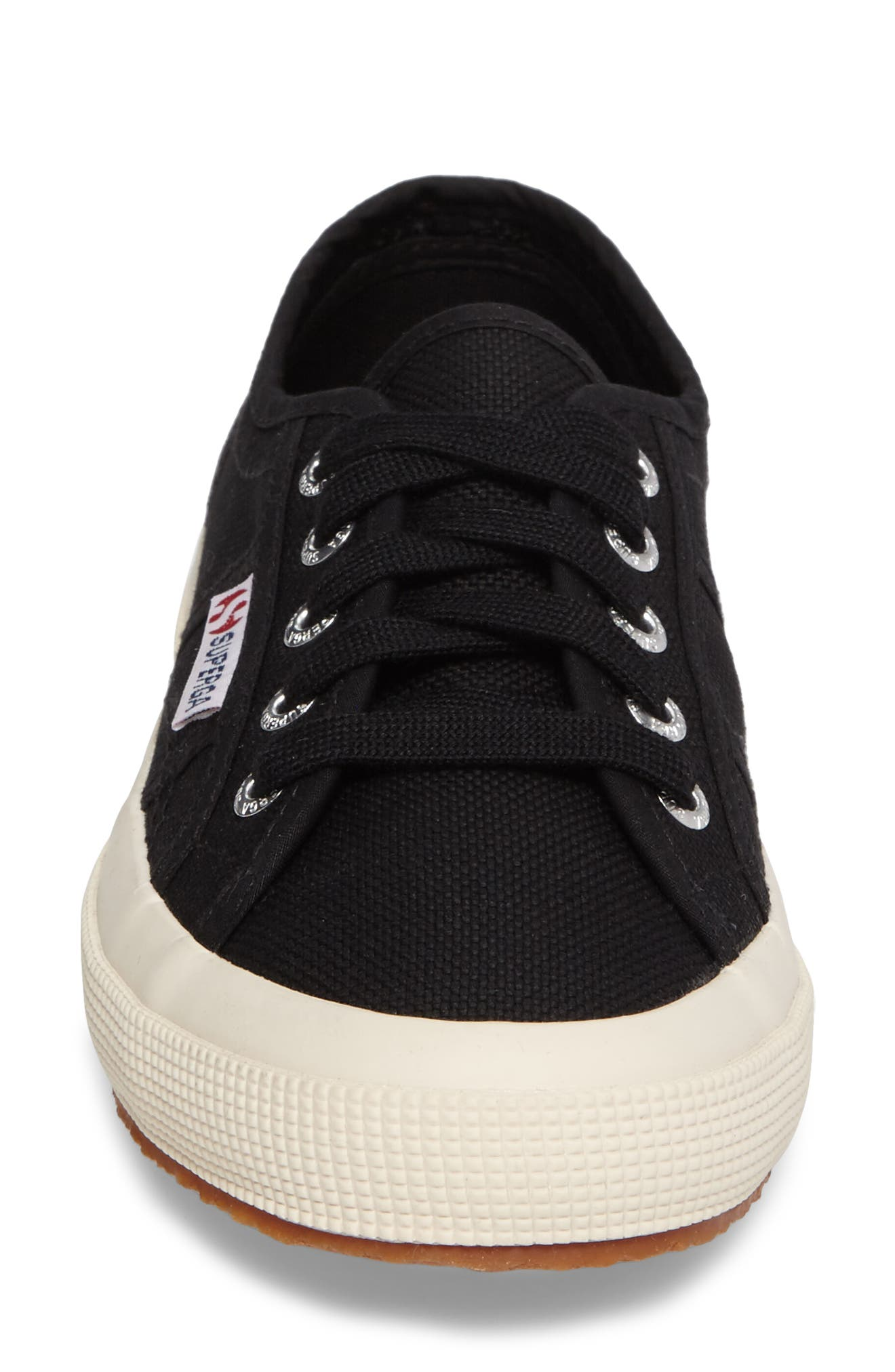 'Cotu' Sneaker,                             Alternate thumbnail 5, color,                             BLACK CANVAS