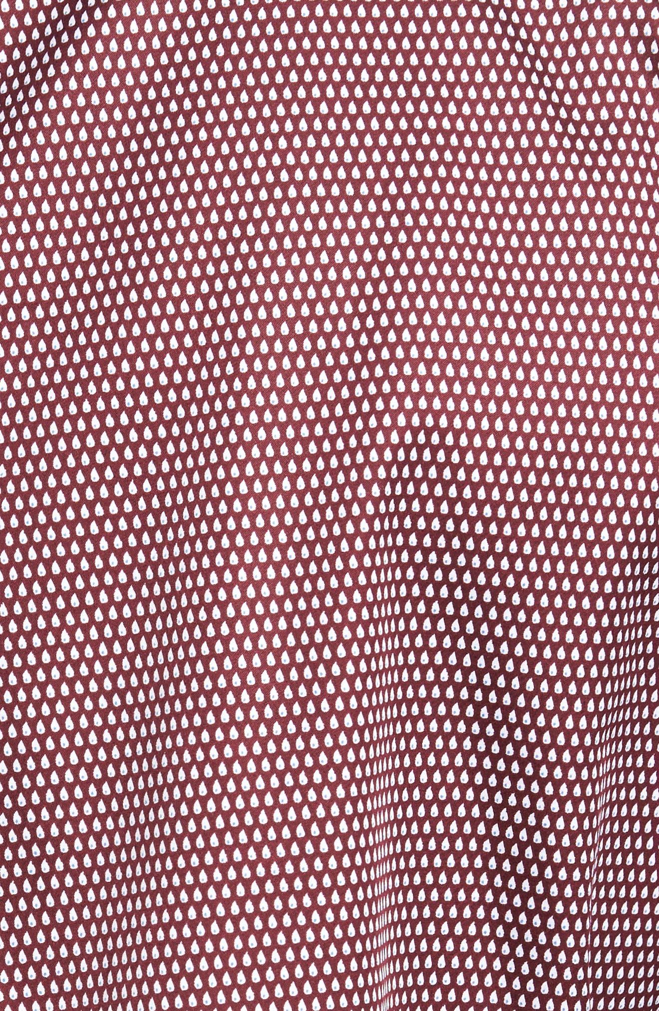 Single Flame Regular Fit Sport Shirt,                             Alternate thumbnail 5, color,                             930
