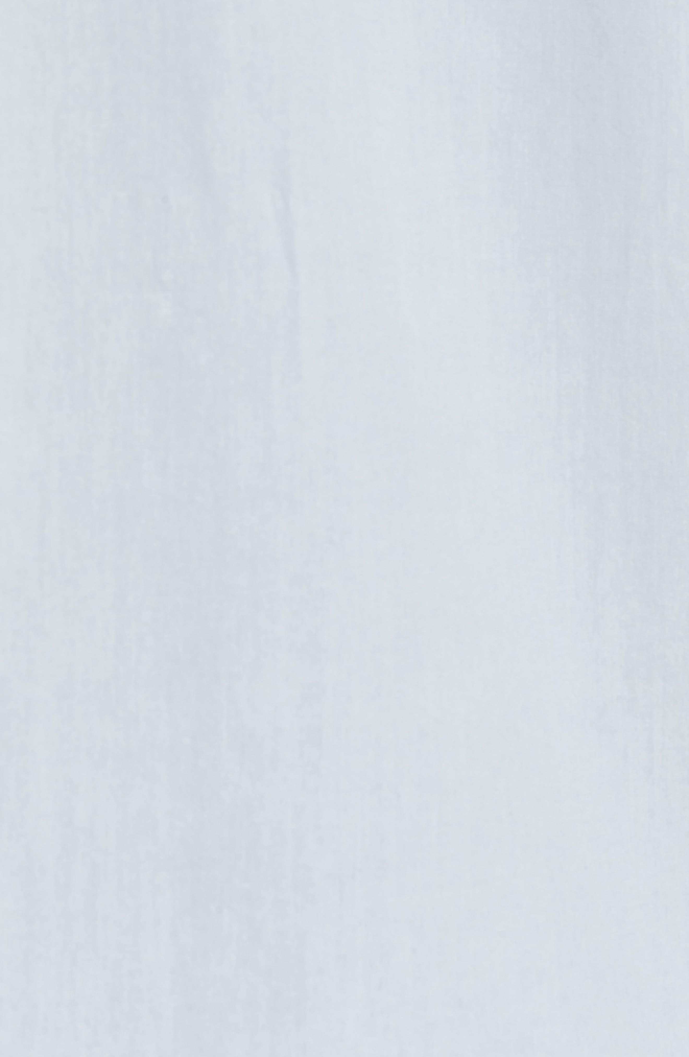 Slim Fit Sport Shirt,                             Alternate thumbnail 5, color,                             STORM