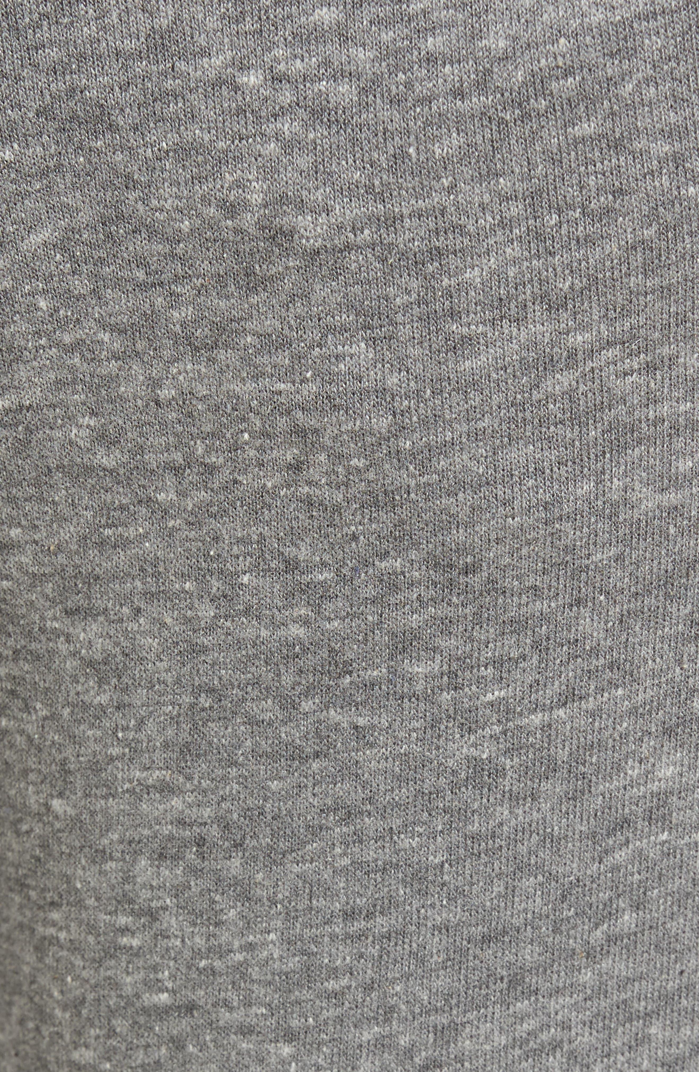 Zealous Slim Sweatpants,                             Alternate thumbnail 5, color,                             GREY TRIBLEND