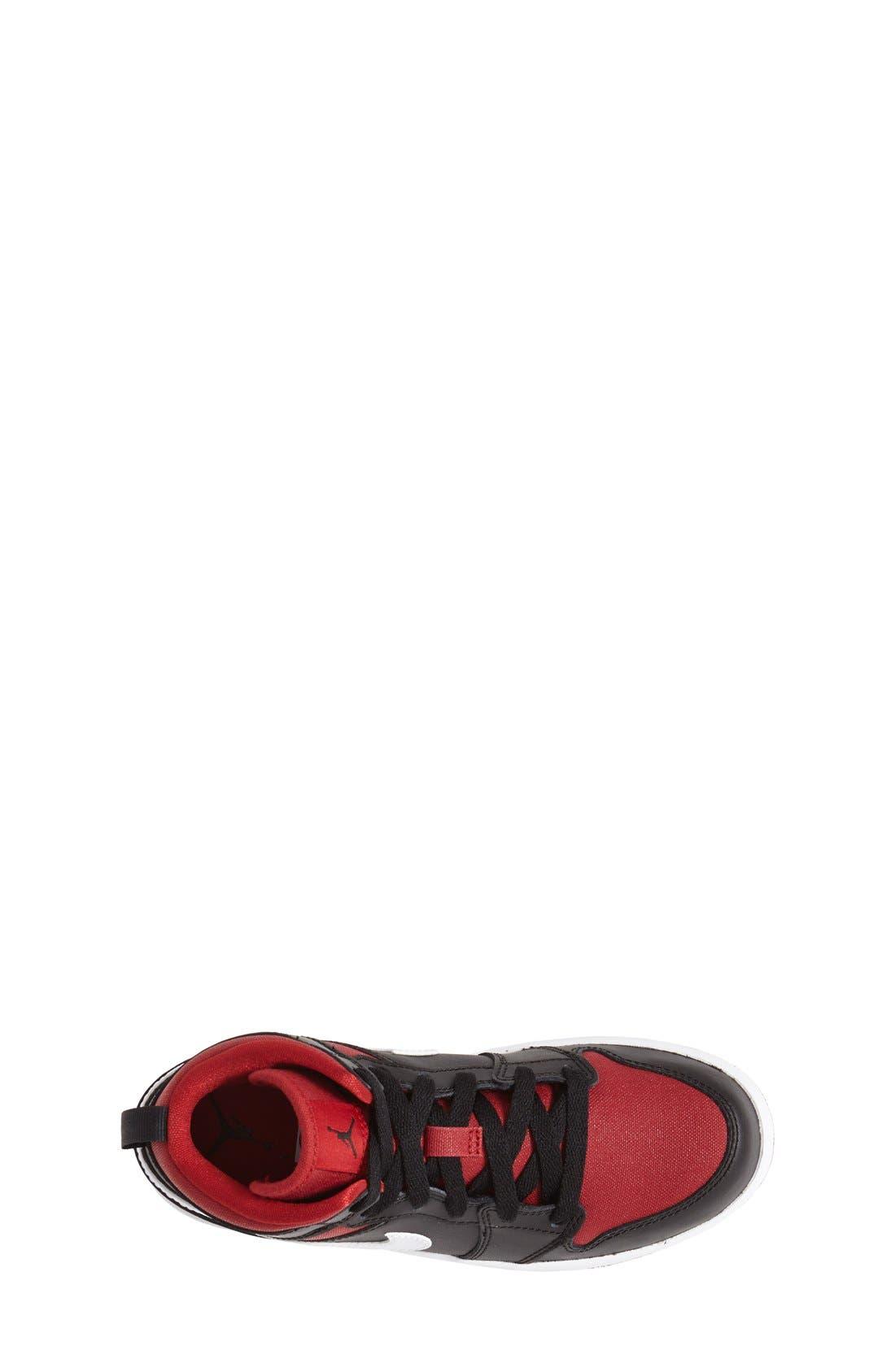 'Air Jordan 1' Mid Sneaker,                             Alternate thumbnail 2, color,                             003