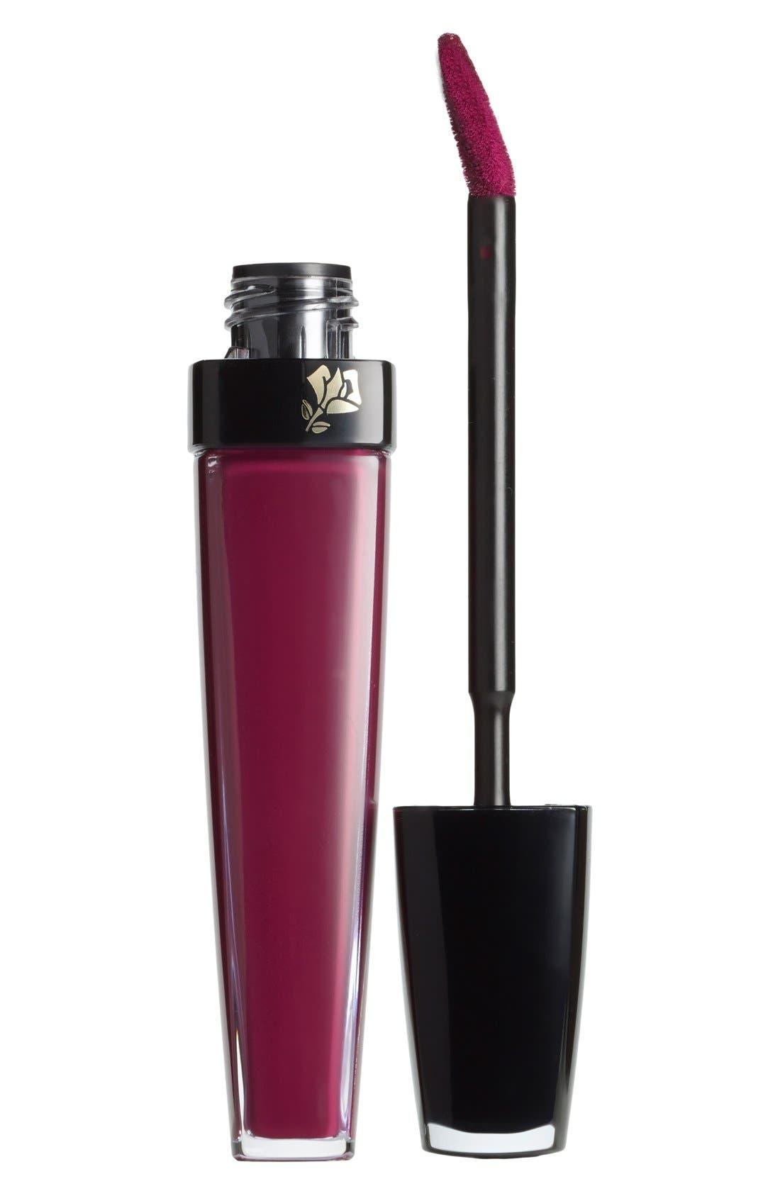 'L'AbsoluRougeVelours' Liquid Matte Lipstick,                             Main thumbnail 1, color,                             500
