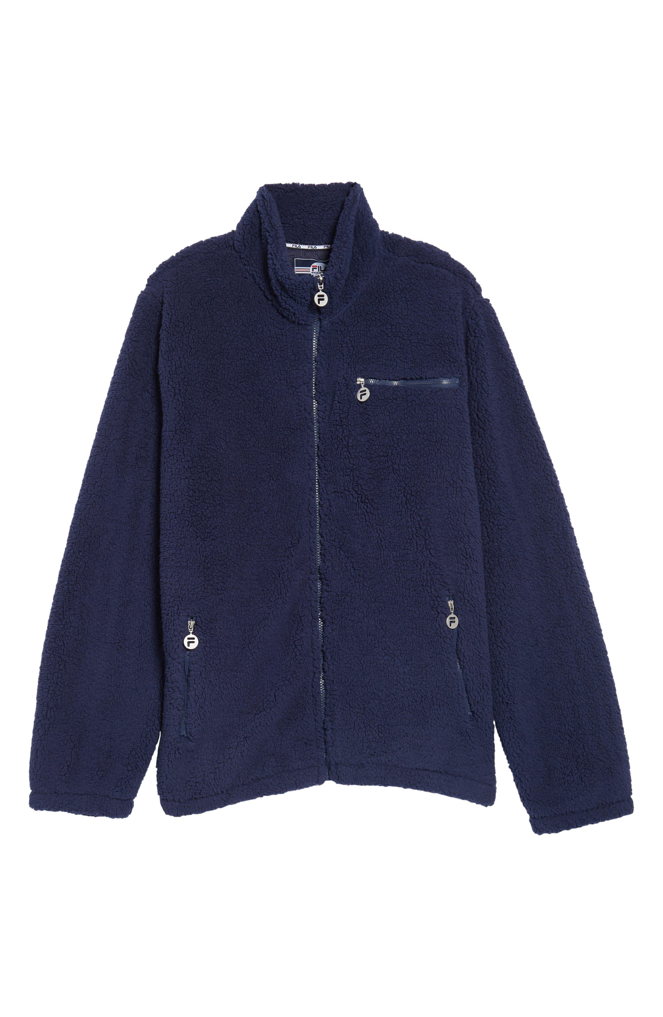 Finlay Fleece Jacket,                             Alternate thumbnail 12, color,