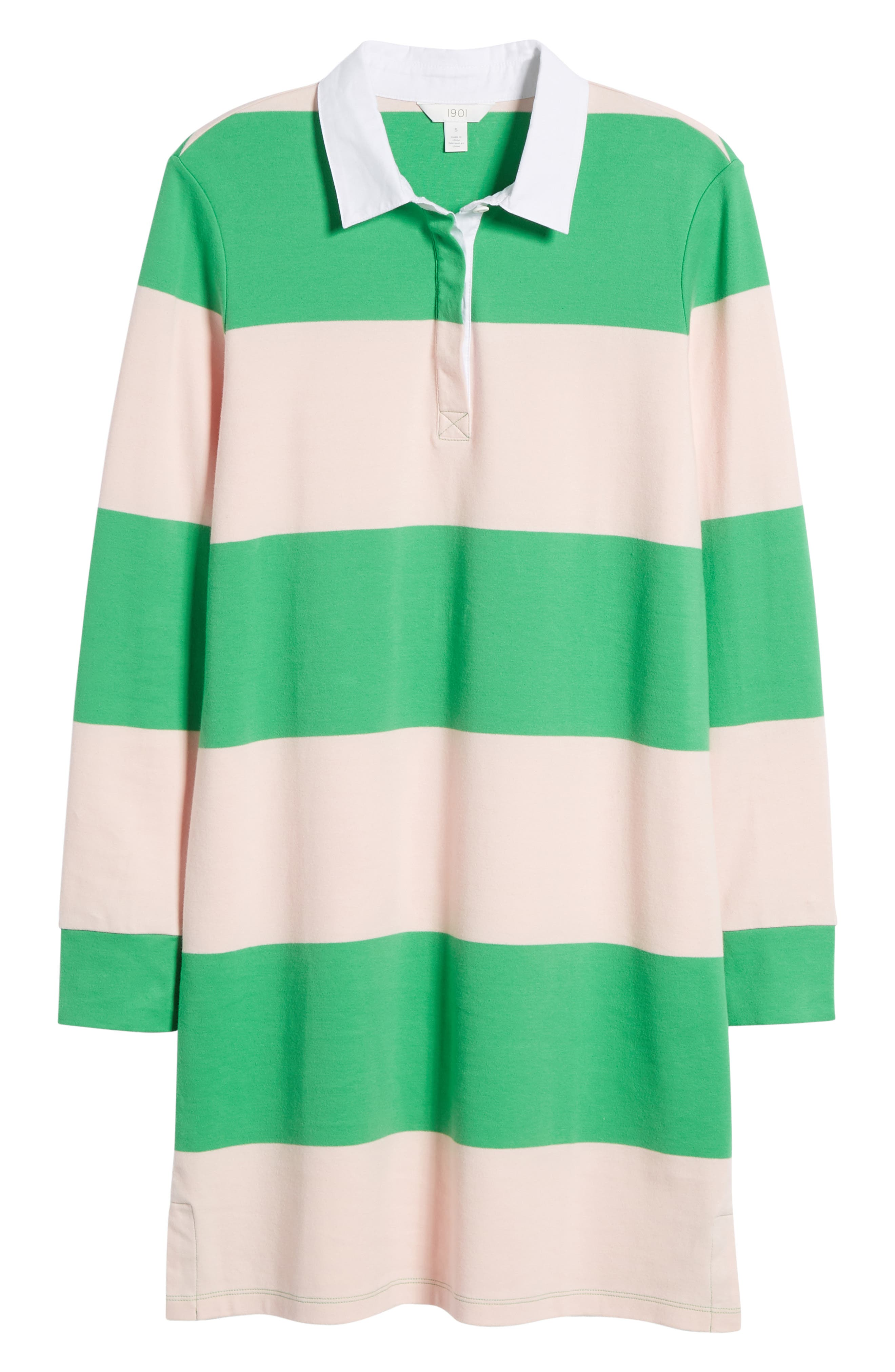 Cotton Rugby Dress,                             Alternate thumbnail 22, color,