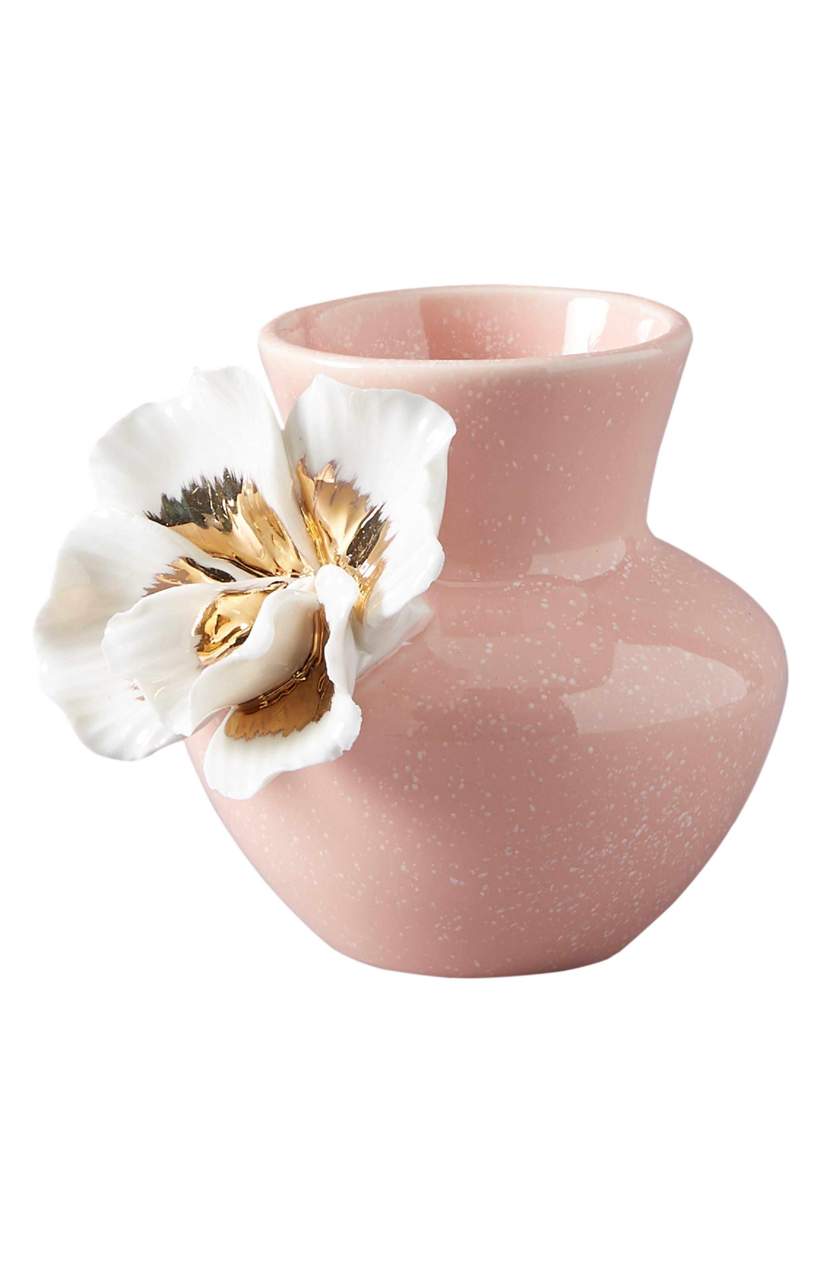 Bloom Vase,                             Alternate thumbnail 4, color,                             PINK