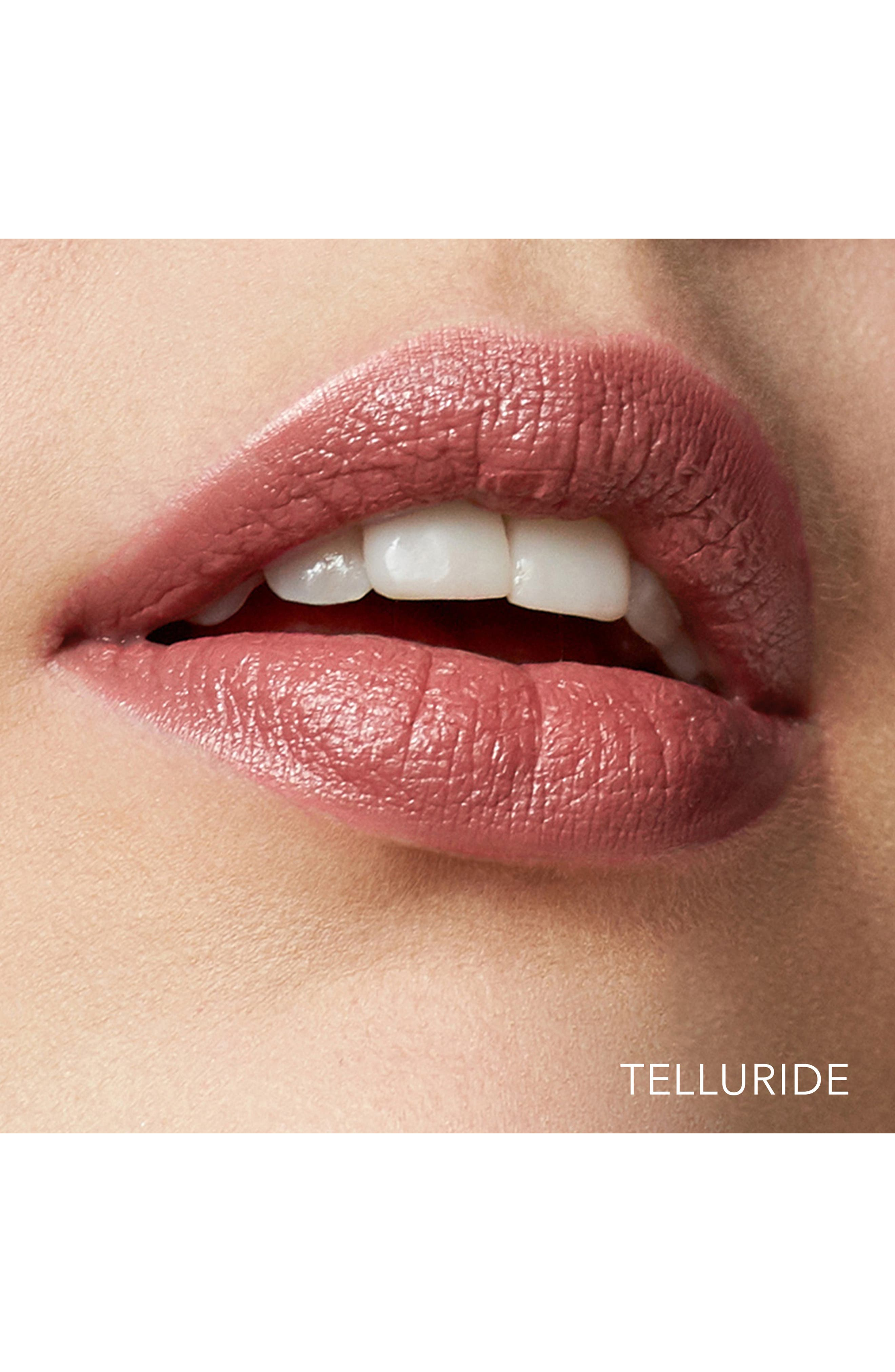 BOBBI BROWN,                             Crushed Lipstick,                             Alternate thumbnail 2, color,                             TELLURIDE / RED MAUVE