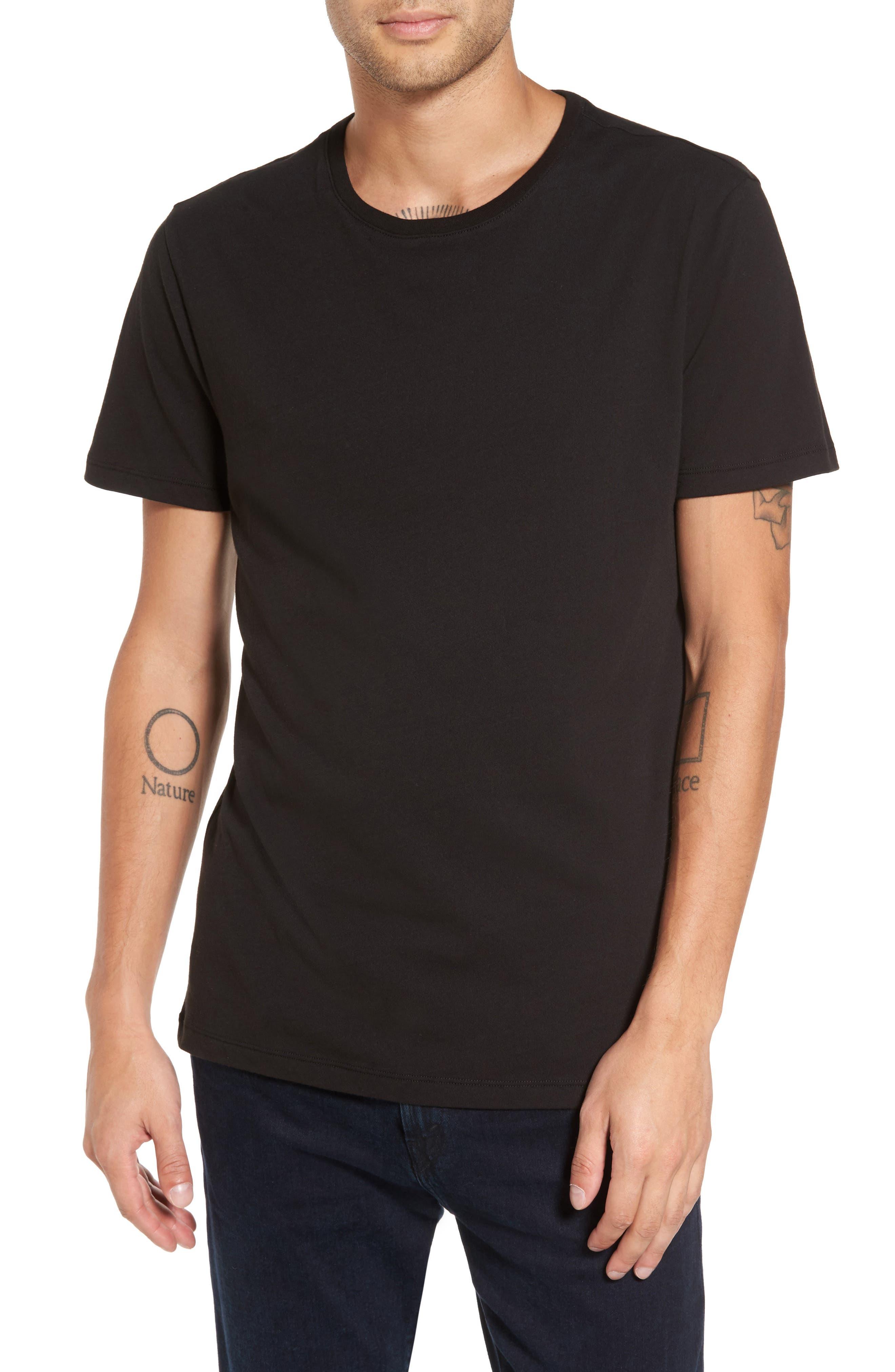Solid T-Shirt,                             Main thumbnail 1, color,