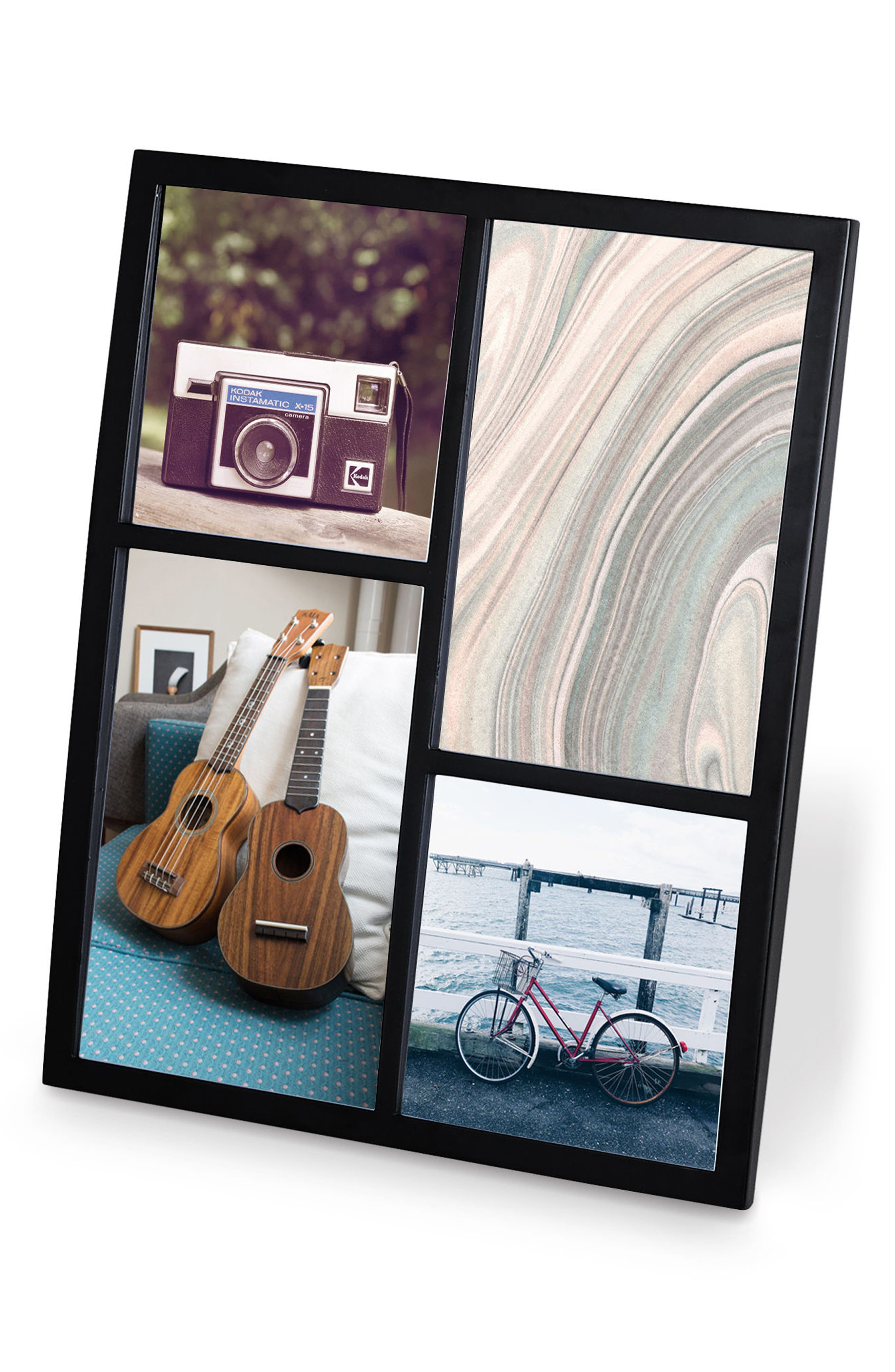 Senza Multi Display Picture Frame,                         Main,                         color, 001