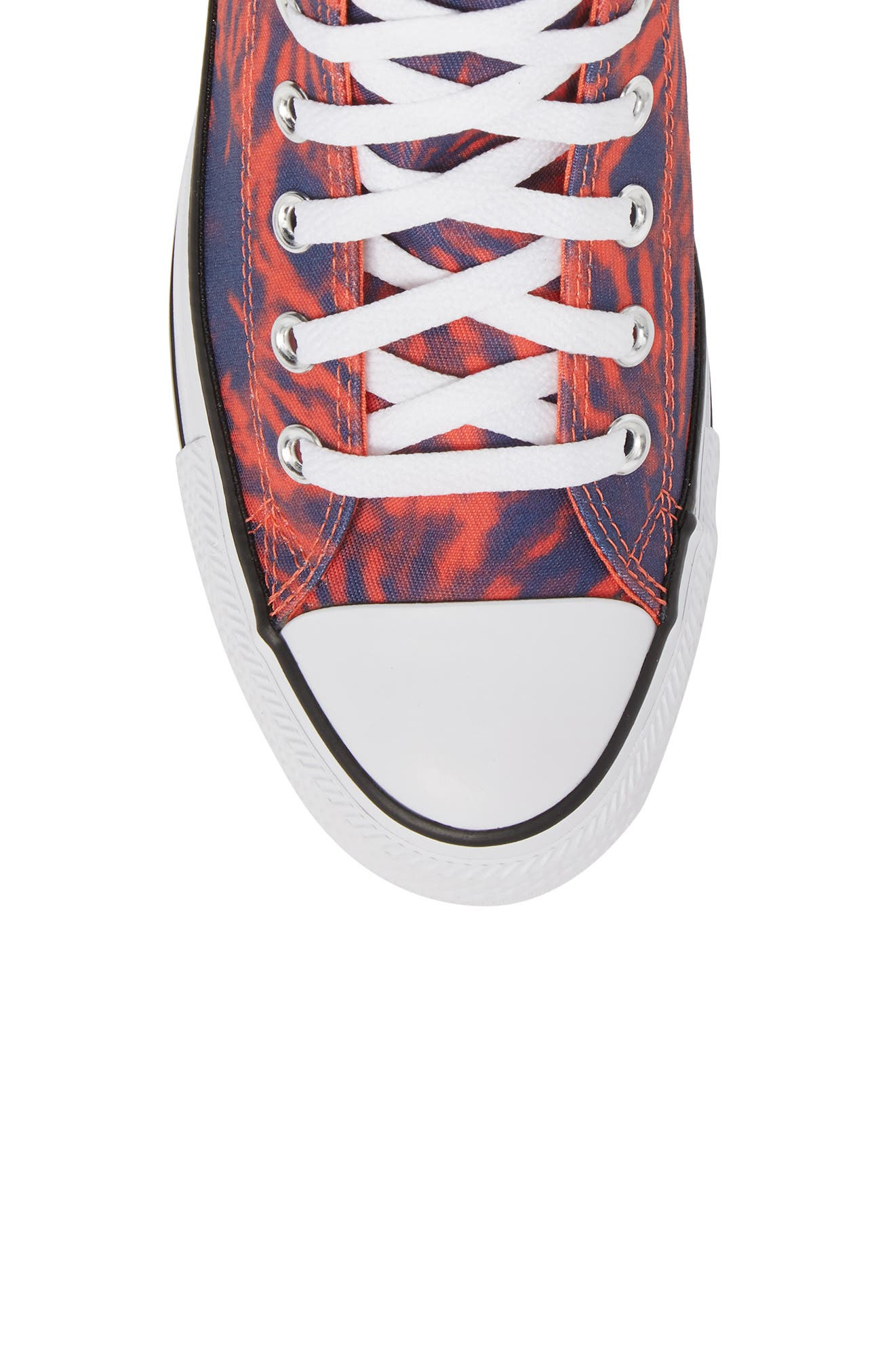 Chuck Taylor<sup>®</sup> All Star<sup>®</sup> Tie Dye High Top Sneaker,                             Alternate thumbnail 5, color,
