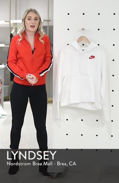 Sportswear NSW Women's Fleece Hoodie, sales video thumbnail