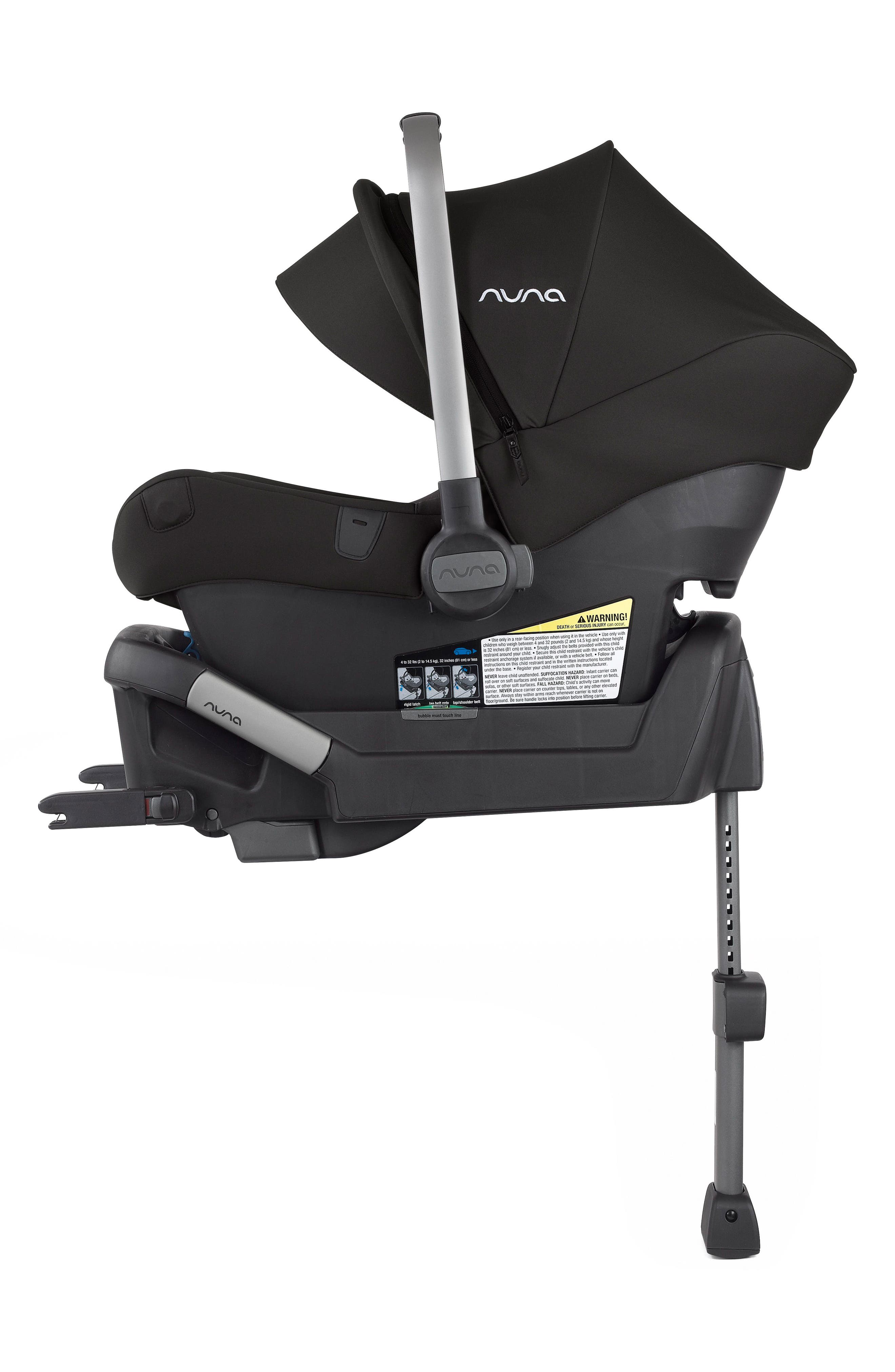 2017 PIPA<sup>™</sup> Lite LX Infant Car Seat & Base,                             Alternate thumbnail 5, color,                             STONE